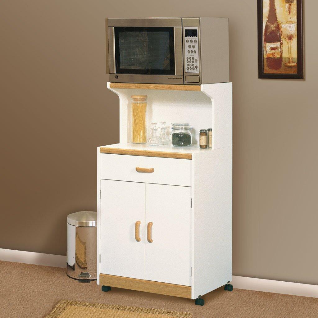 Sauder Kitchen Furniture Sauder Osullivan Microwave Cart Reviews Wayfair