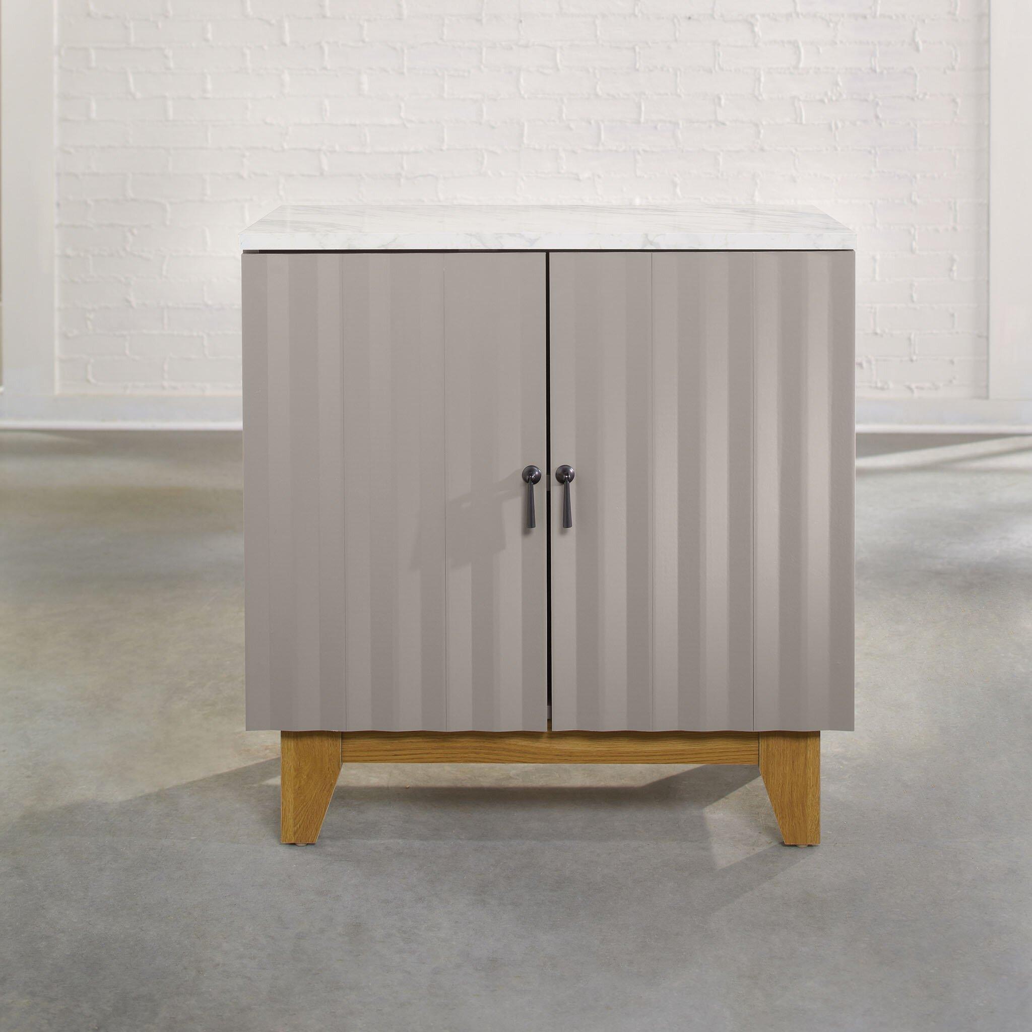sauder cabinet with doors