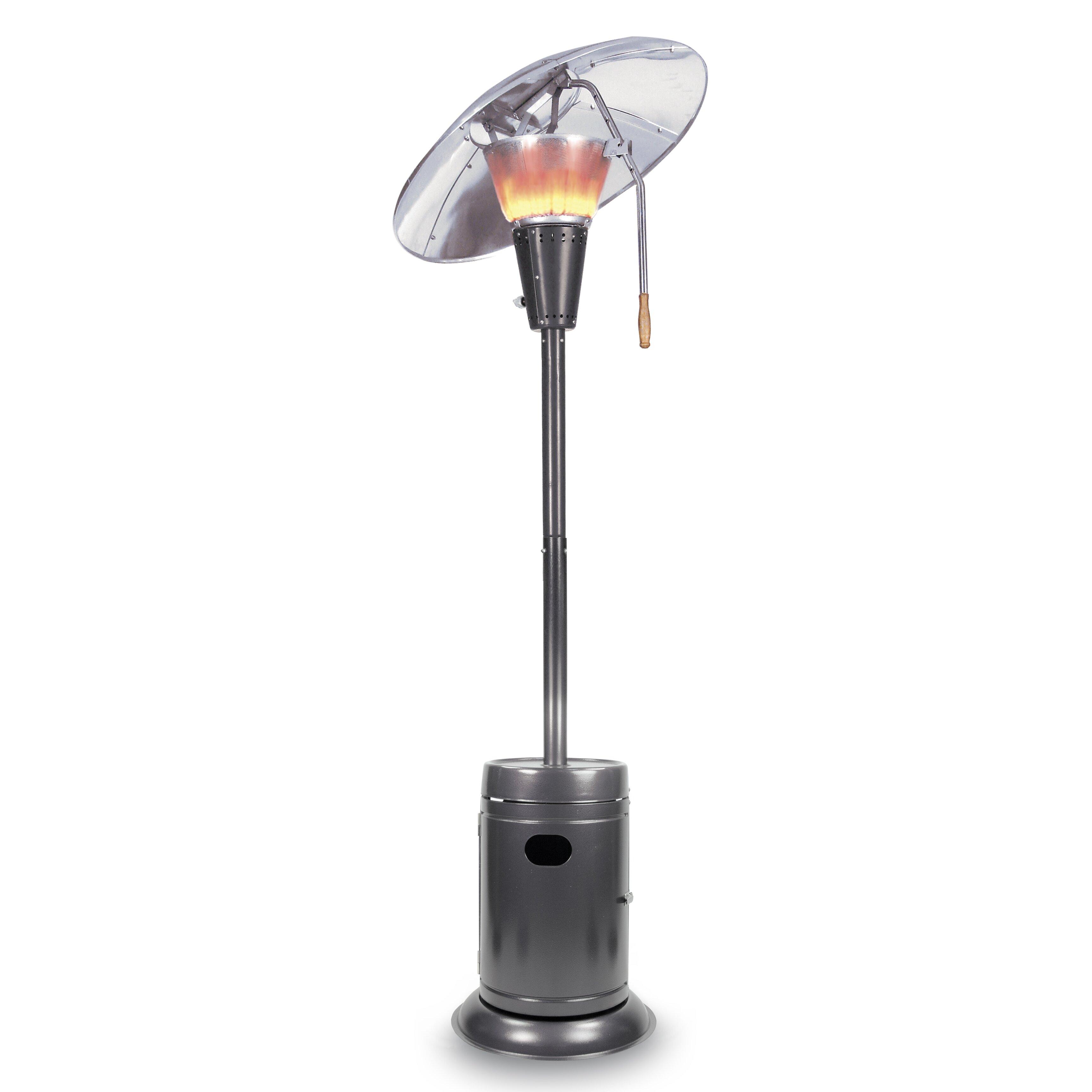 Mirage Heat Focus 38 200 BTU Propane Patio Heater
