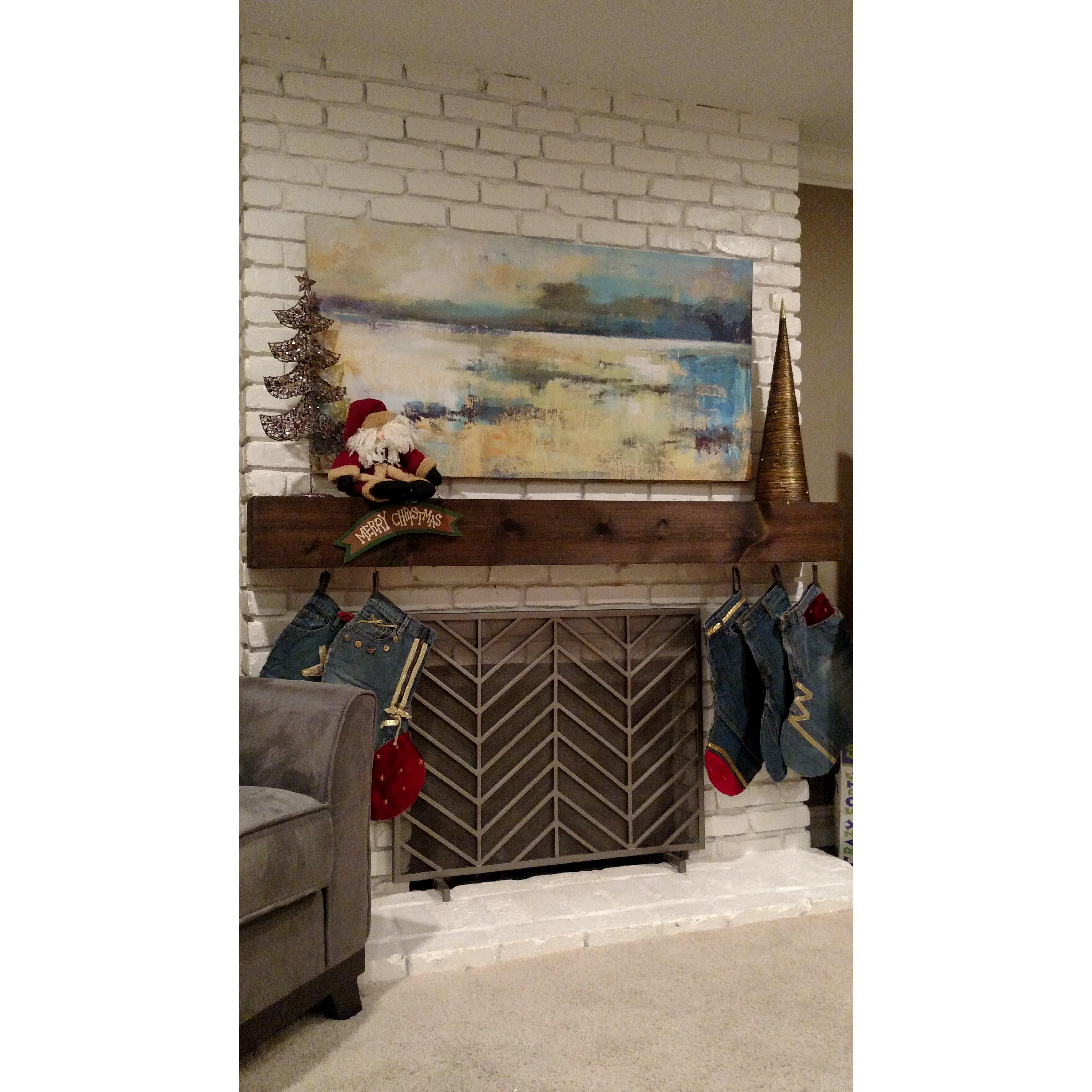 rustic fireplace mantel shelf dact us