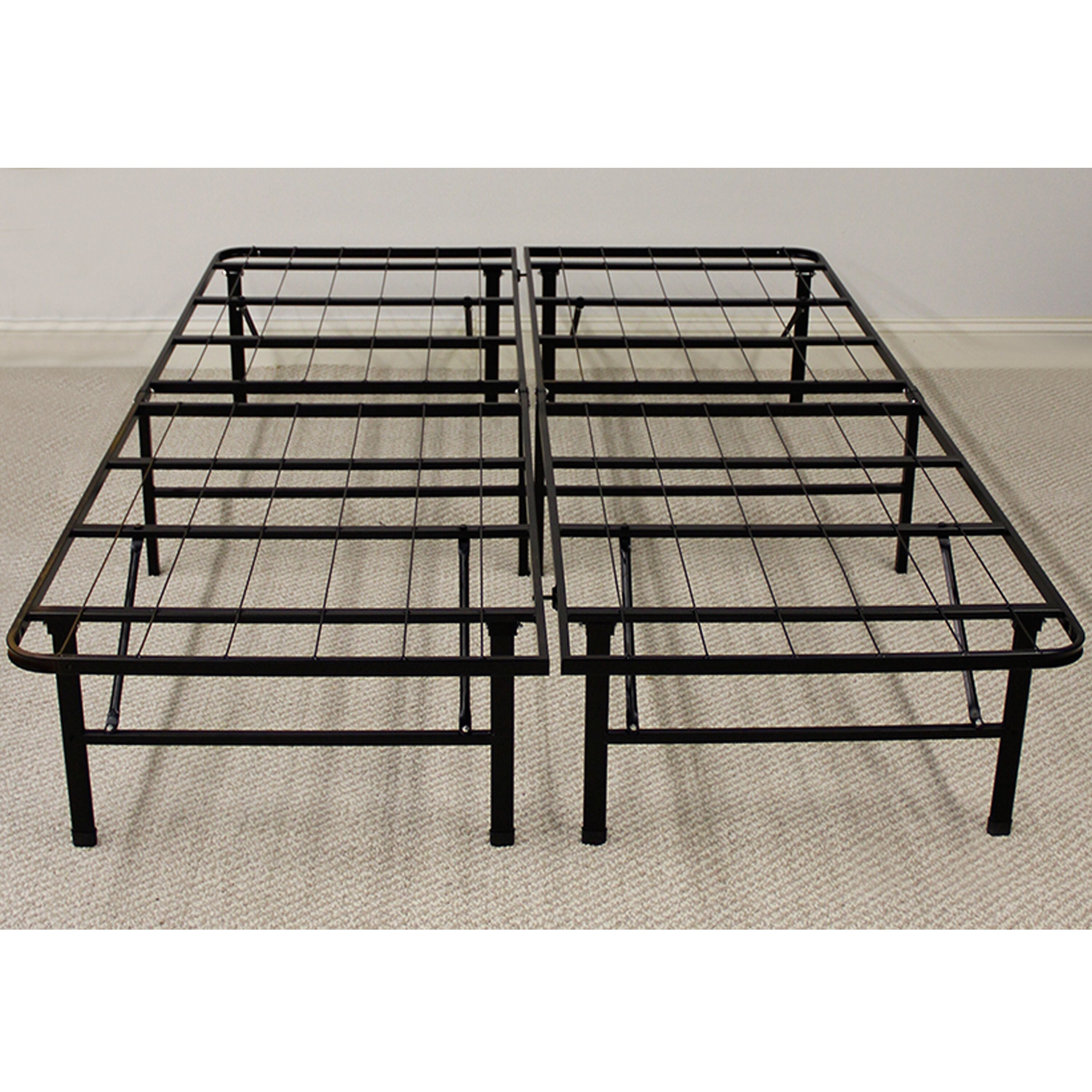 anew edit 14 platform heavy duty metal bed frame
