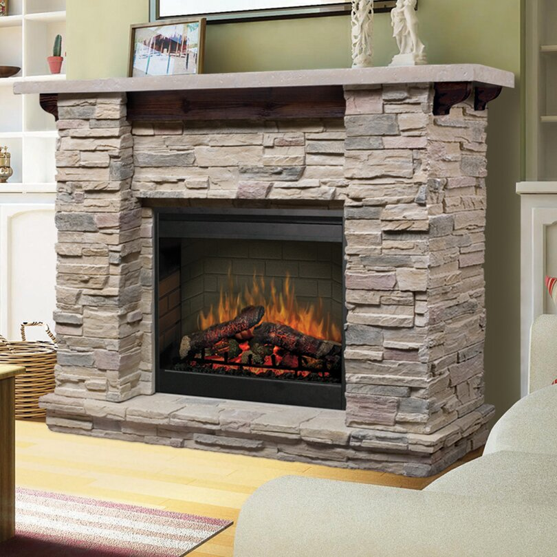 Dimplex Featherston Electric Fireplace - Dimplex Featherston Electric Fireplace & Reviews Wayfair