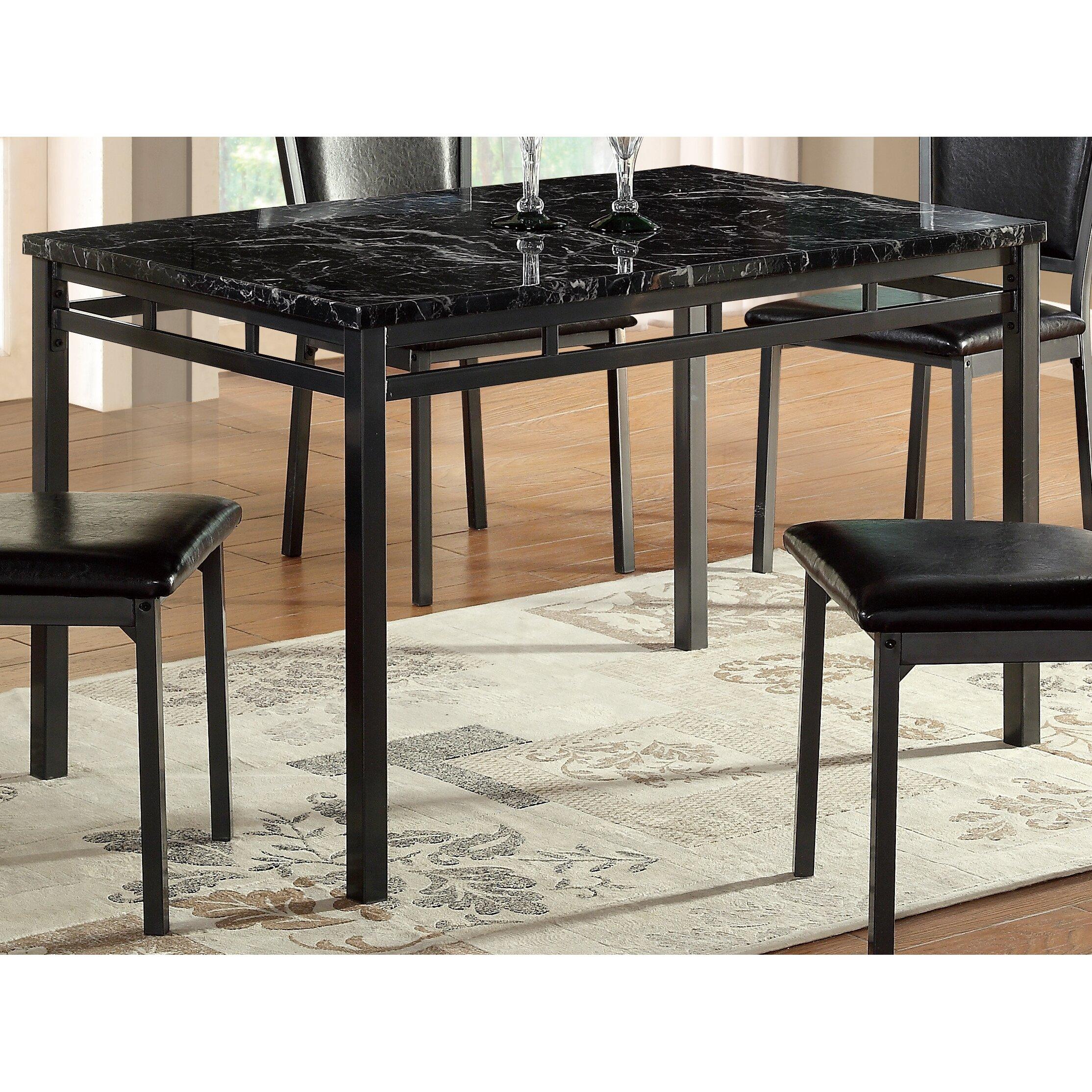 Global Furniture USA Dining Table Wayfair - Dining room furniture usa