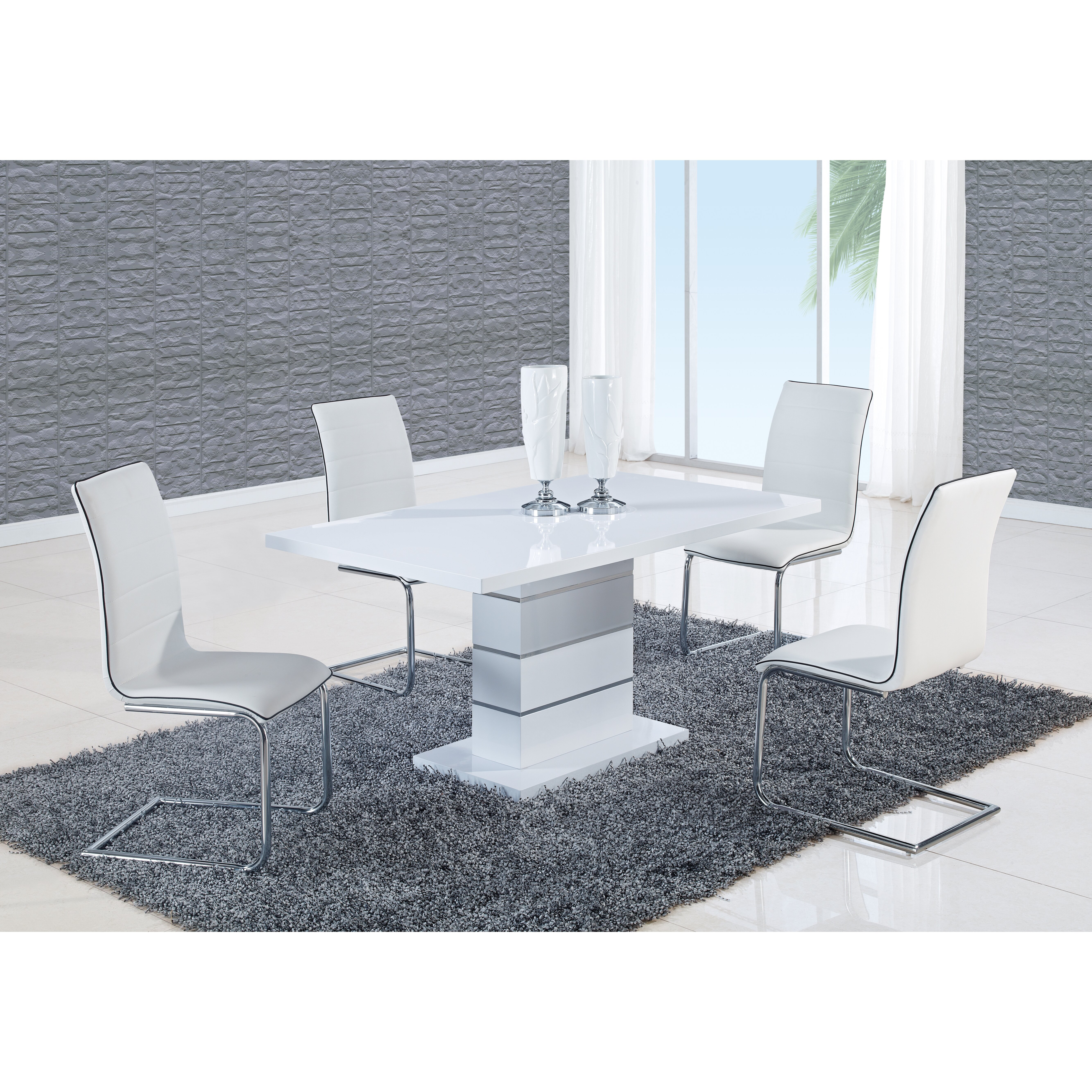 Global Furniture USA Dining Table  Reviews Wayfair - Dining room furniture usa