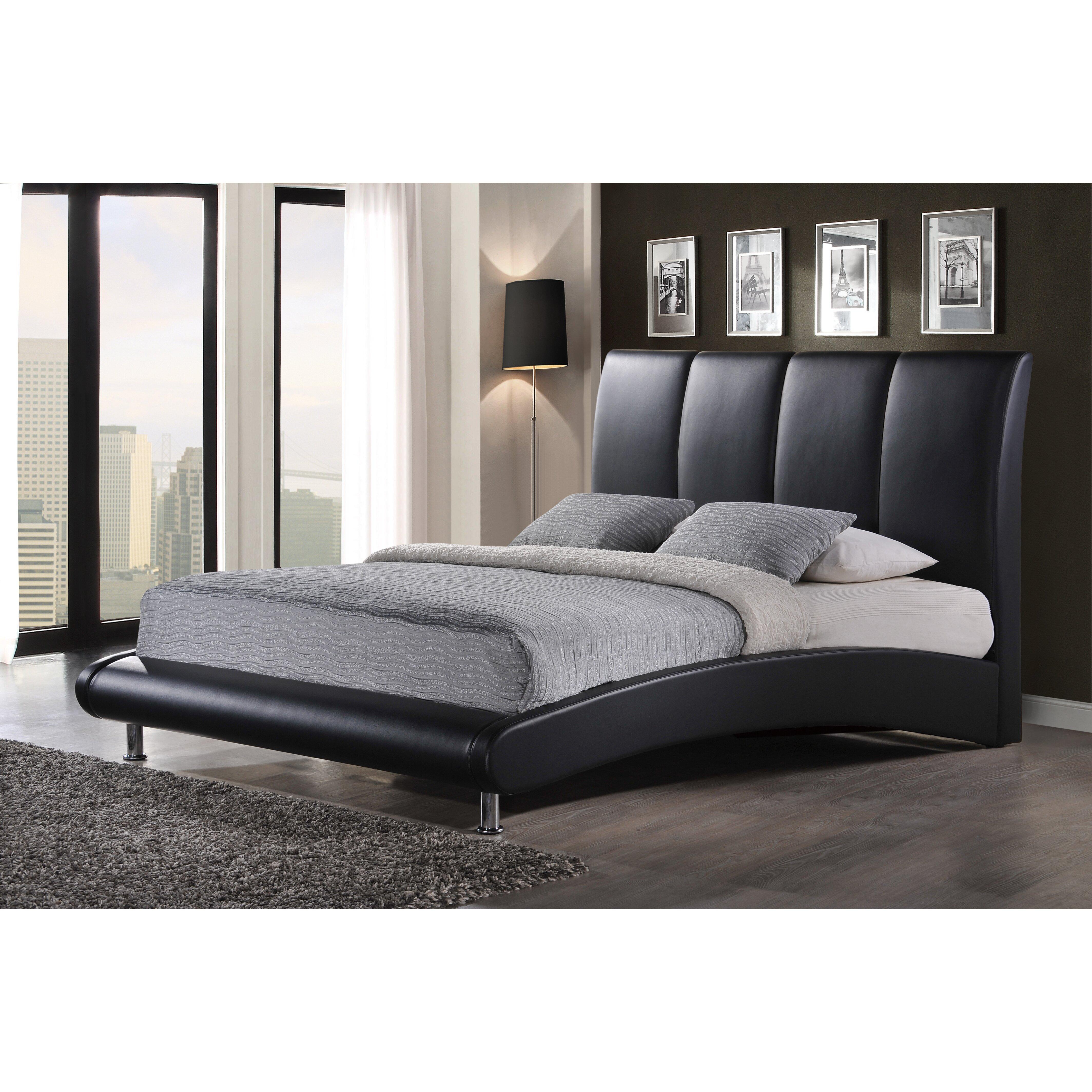 Platform Bedroom Furniture Global Furniture Usa Upholstered Platform Bed Reviews Wayfair