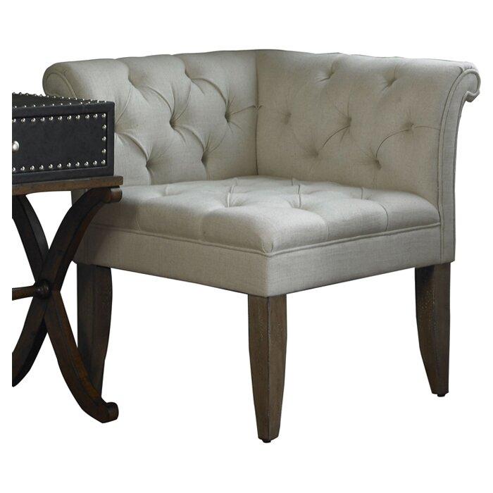 Uttermost Tahtesa Corner Chair. Uttermost Tahtesa Corner Chair   Reviews   Wayfair