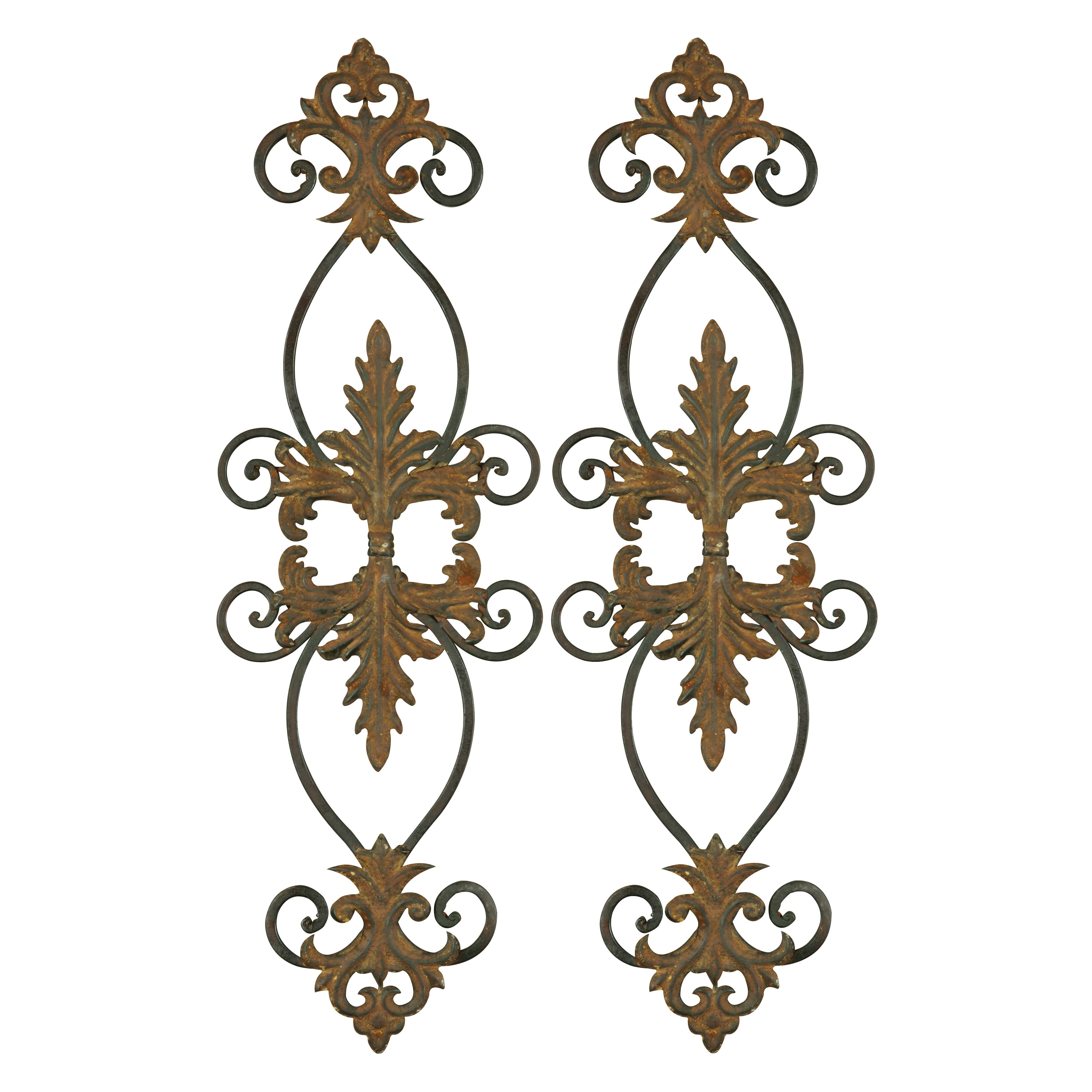 Uttermost metal wall decor images home wall decoration ideas decorative metal wall art 2 roselawnlutheran uttermost 2 piece lacole decorative wall du0026eacute amipublicfo images amipublicfo Gallery