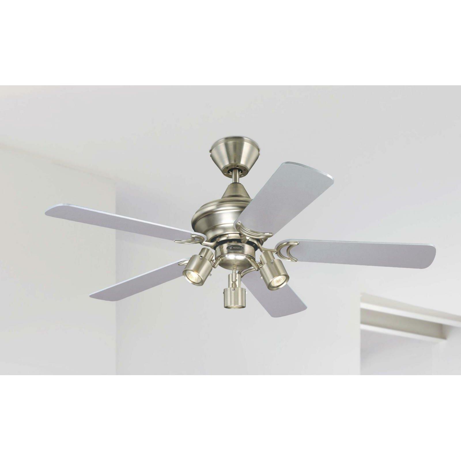 Westinghouse 105cm Kingston 5 Blade Ceiling Fan & Reviews