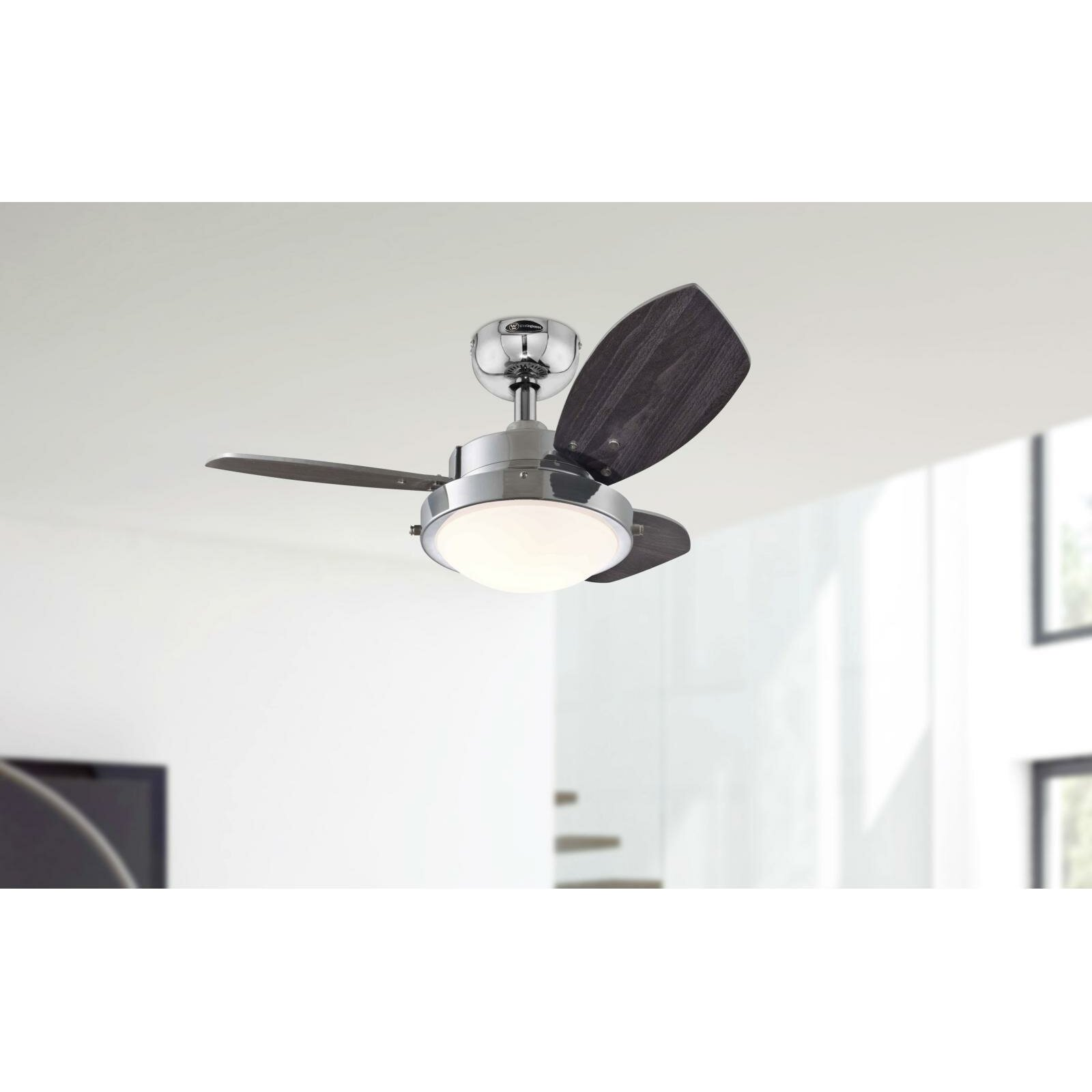 Westinghouse 76cm Wengue 3 Blade Ceiling Fan & Reviews | Wayfair.co.uk