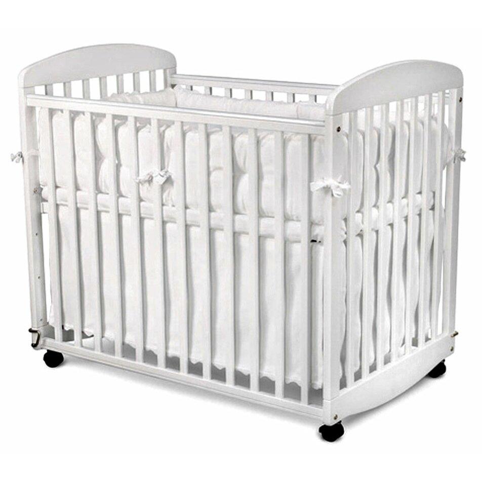 Baby cribs rocking - Davinci Alpha Mini Rocking Crib
