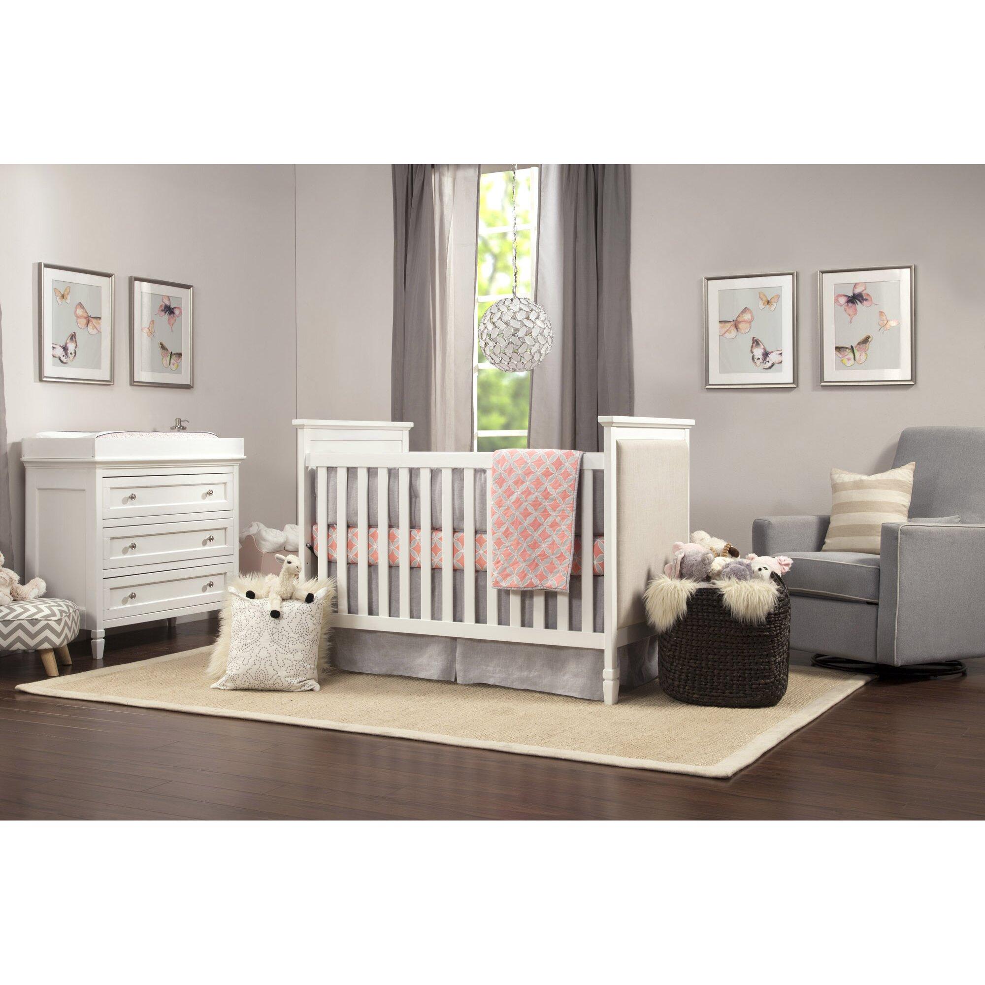 Jardine crib for sale - Davinci Lila 3in1 Convertible Crib