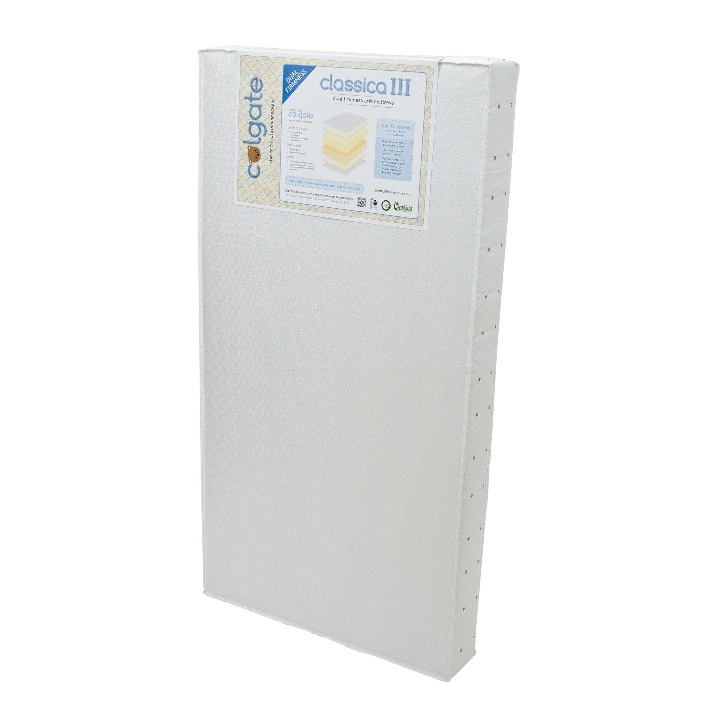 Crib mattress - Colgate Classica Iii Foam Crib Mattress