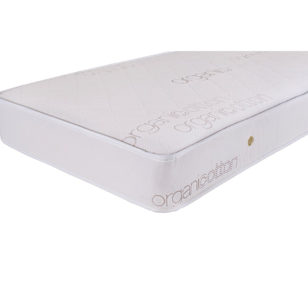 Crib mattress - L A Baby Organic L A Baby 5 75 Quot Crib Mattress