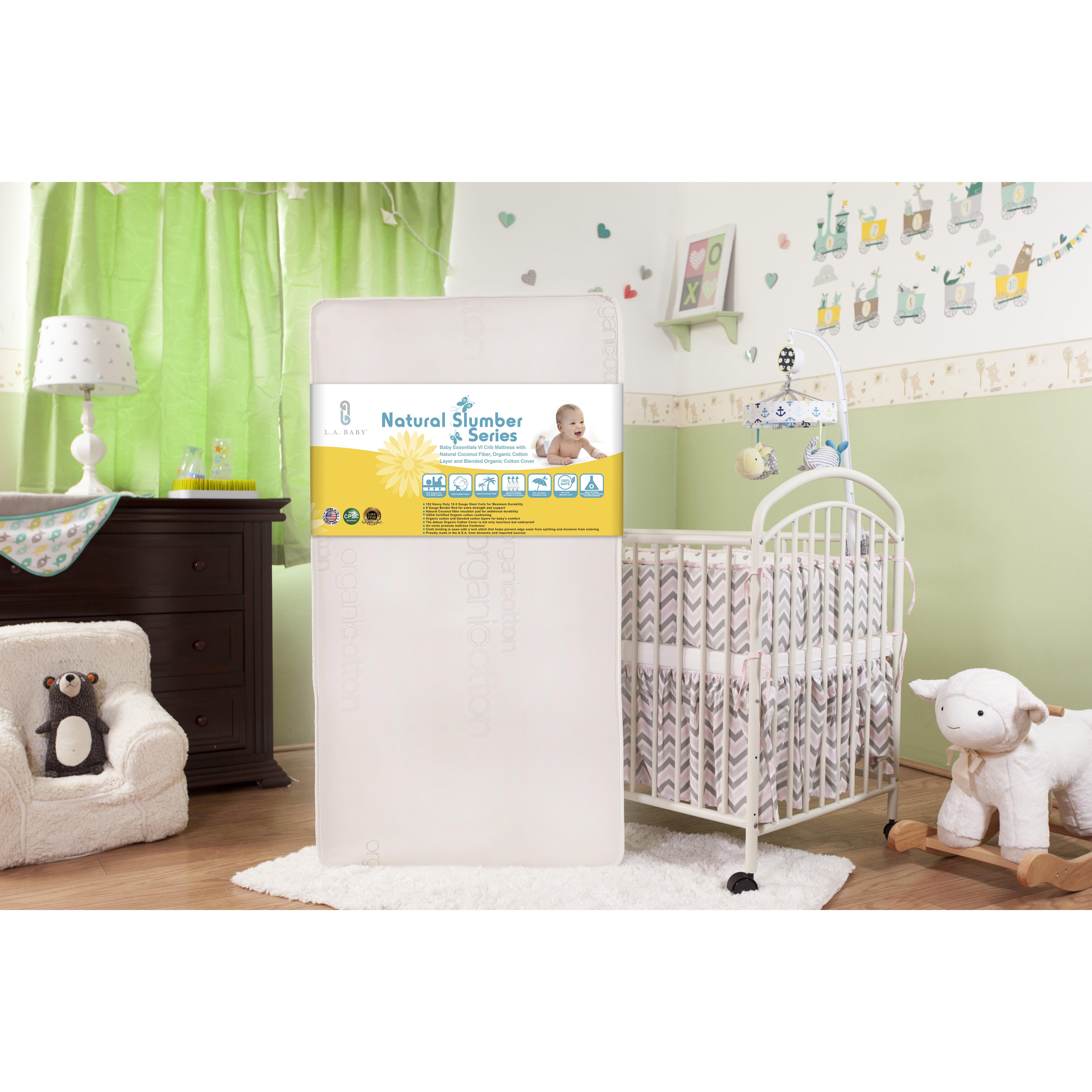 Nemo s reef 4 piece crib bedding set disney baby - Crib Mattress Essentials