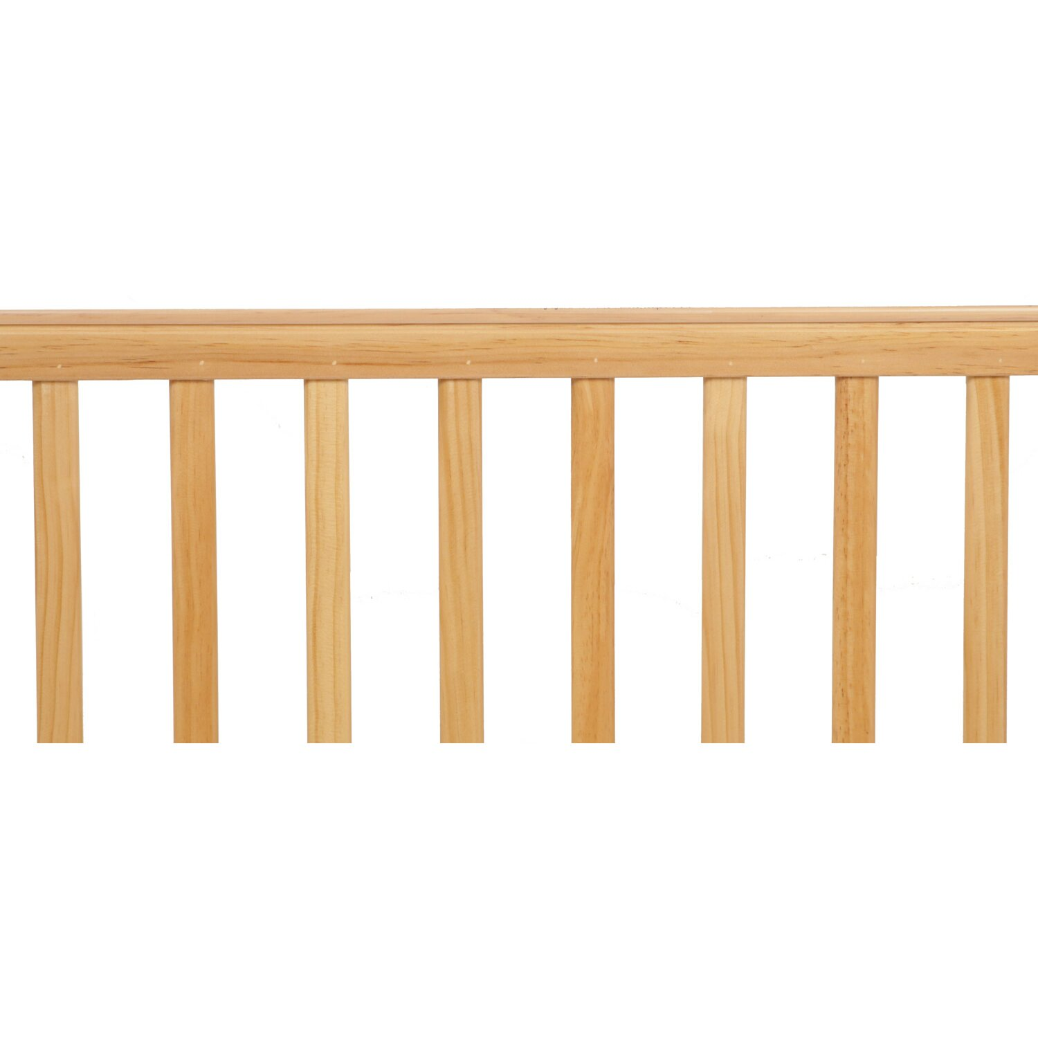 Evacuation crib for sale - L A Baby Compact Wooden Window Convertible Crib With Mattress