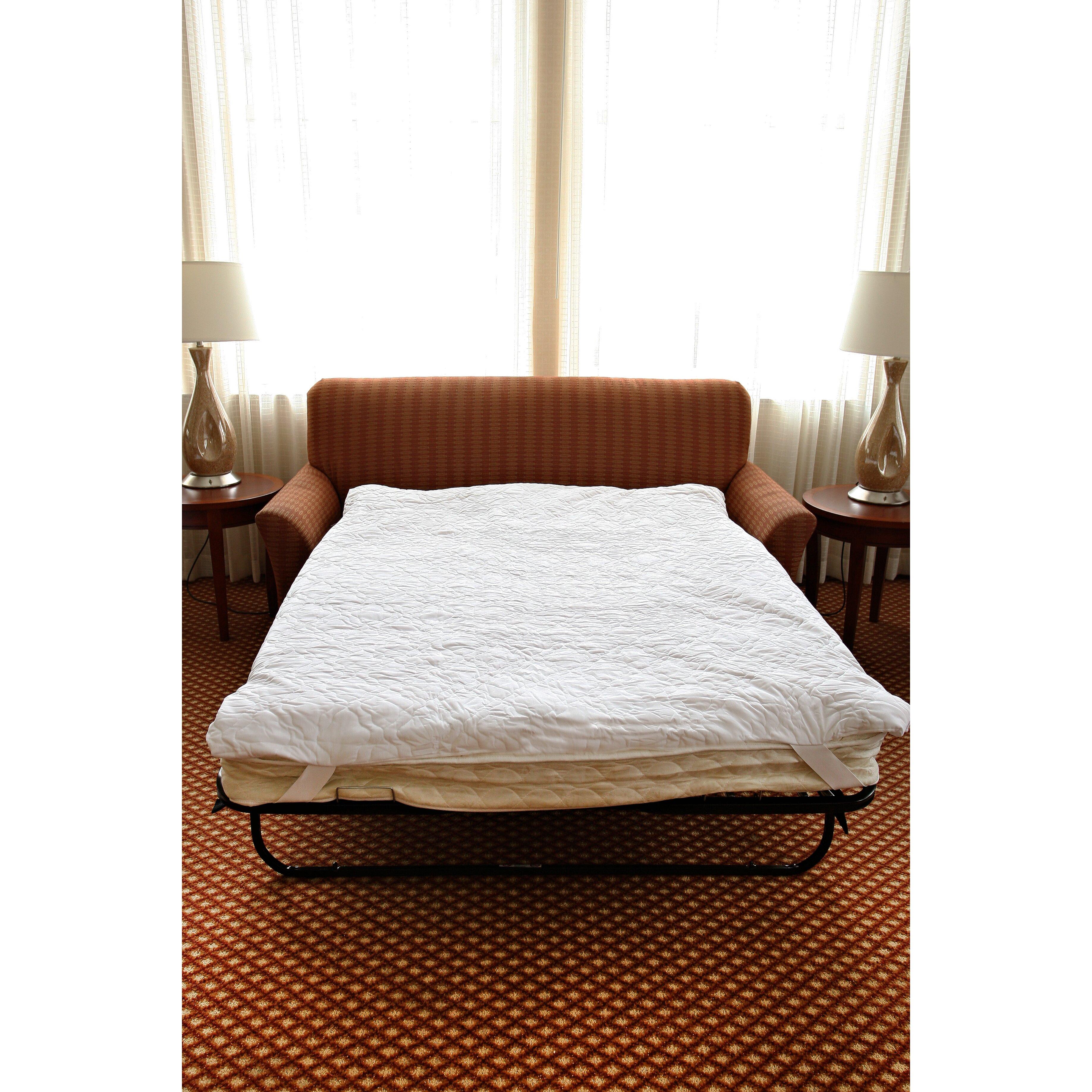 science of sleep foam sofa bed mattress pillow top reviews wayfair. Black Bedroom Furniture Sets. Home Design Ideas