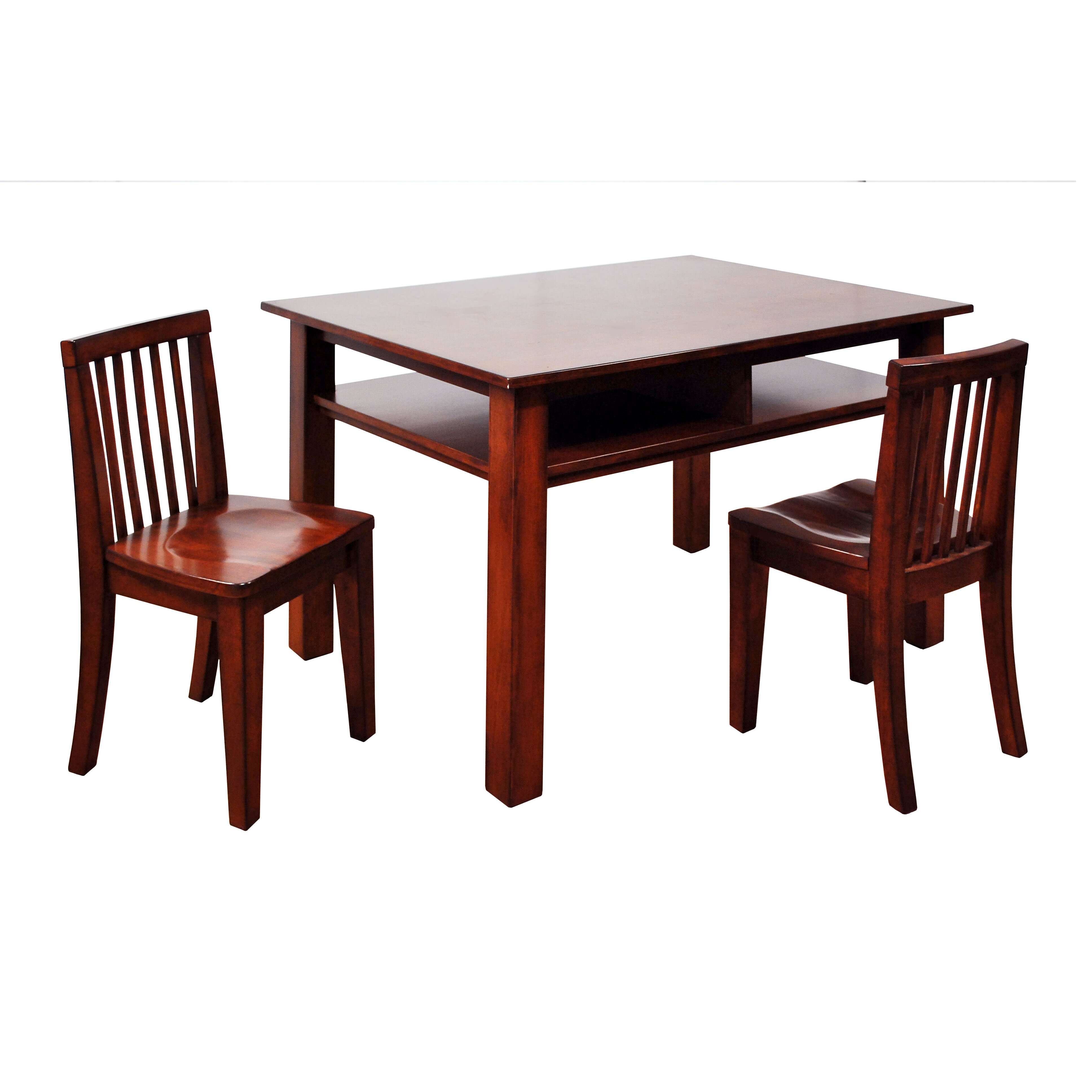 Table Set For Kids Afg International Furniture Athena Newton Kids Table And Chair Set