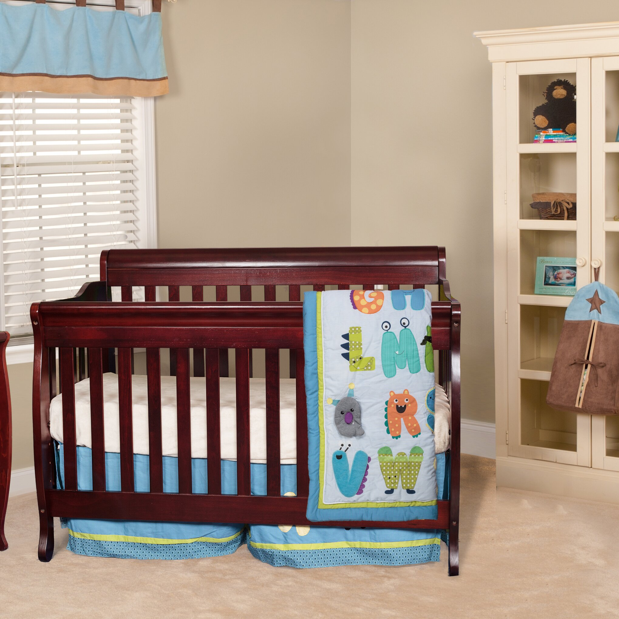 Crib for sale in palm bay - Afg Baby Furniture Alice Grace 2 Piece Convertible Crib Set