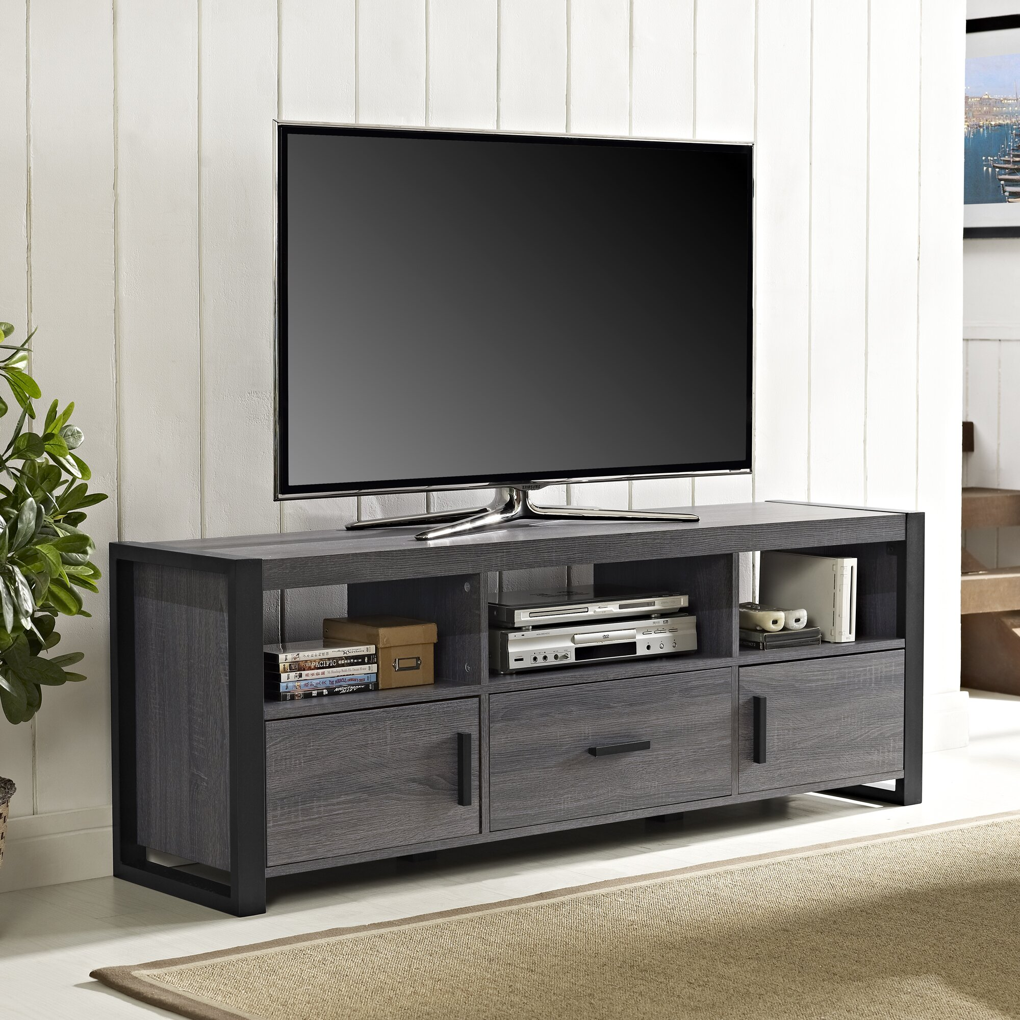 Angelo home tv stand reviews wayfair Home furniture tv stands