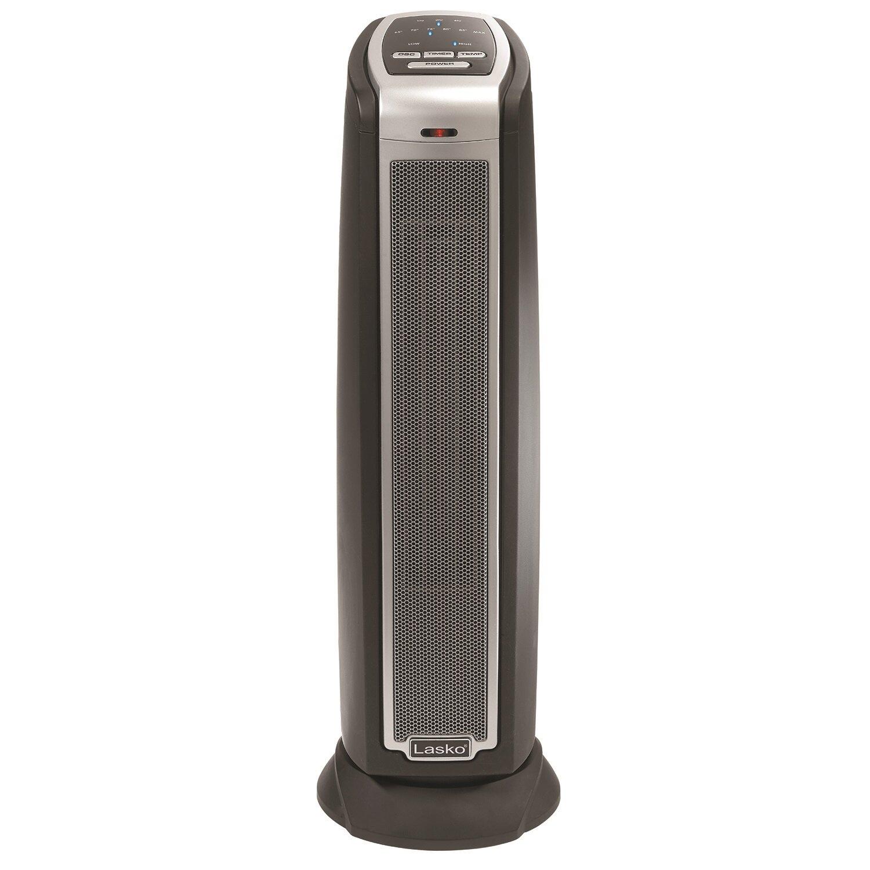 Lasko Ceramic 1500 Watt Portable Electric Tower Heater