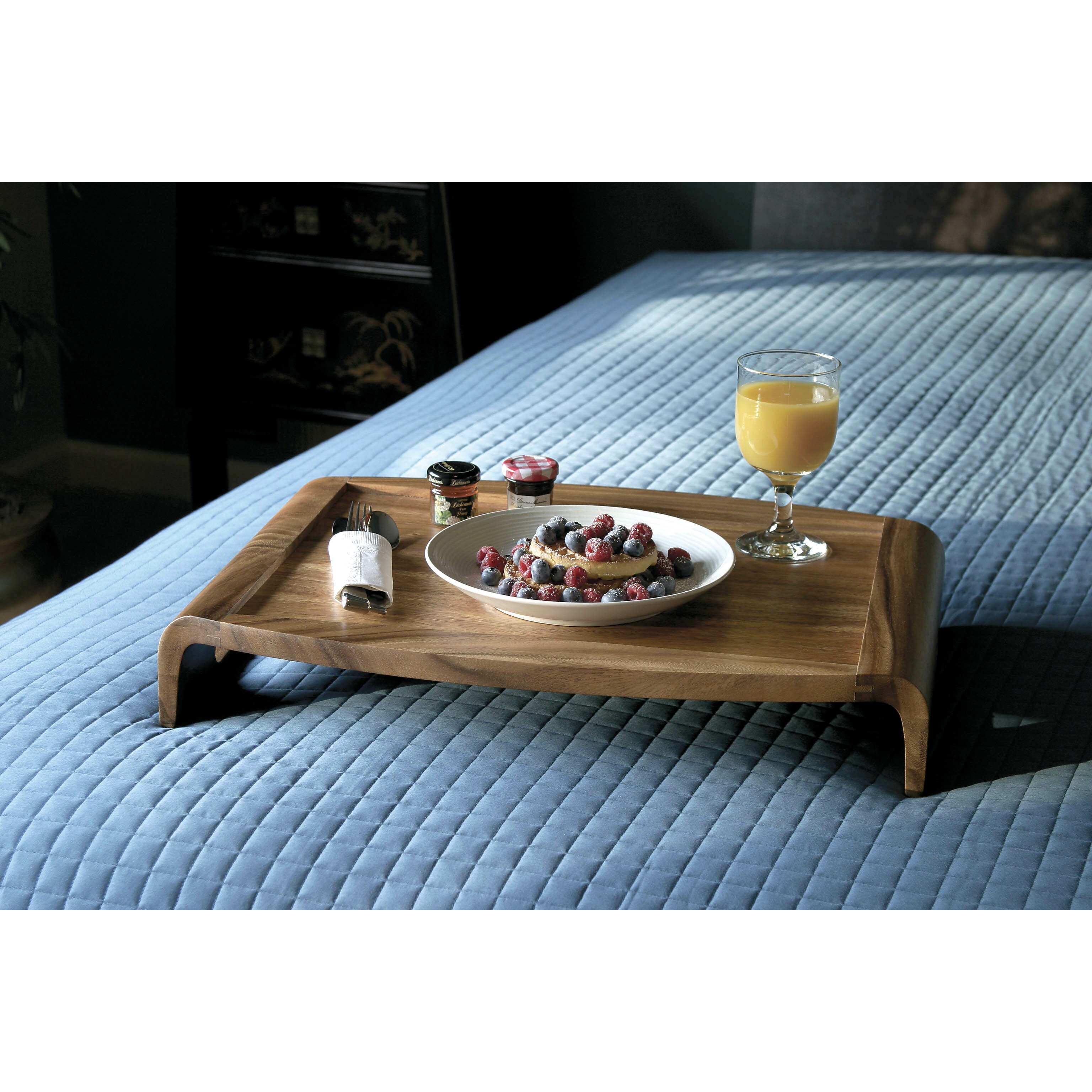 5 Piece Oblong Tv Tray Set Walmartcom Dining Trays With Legs