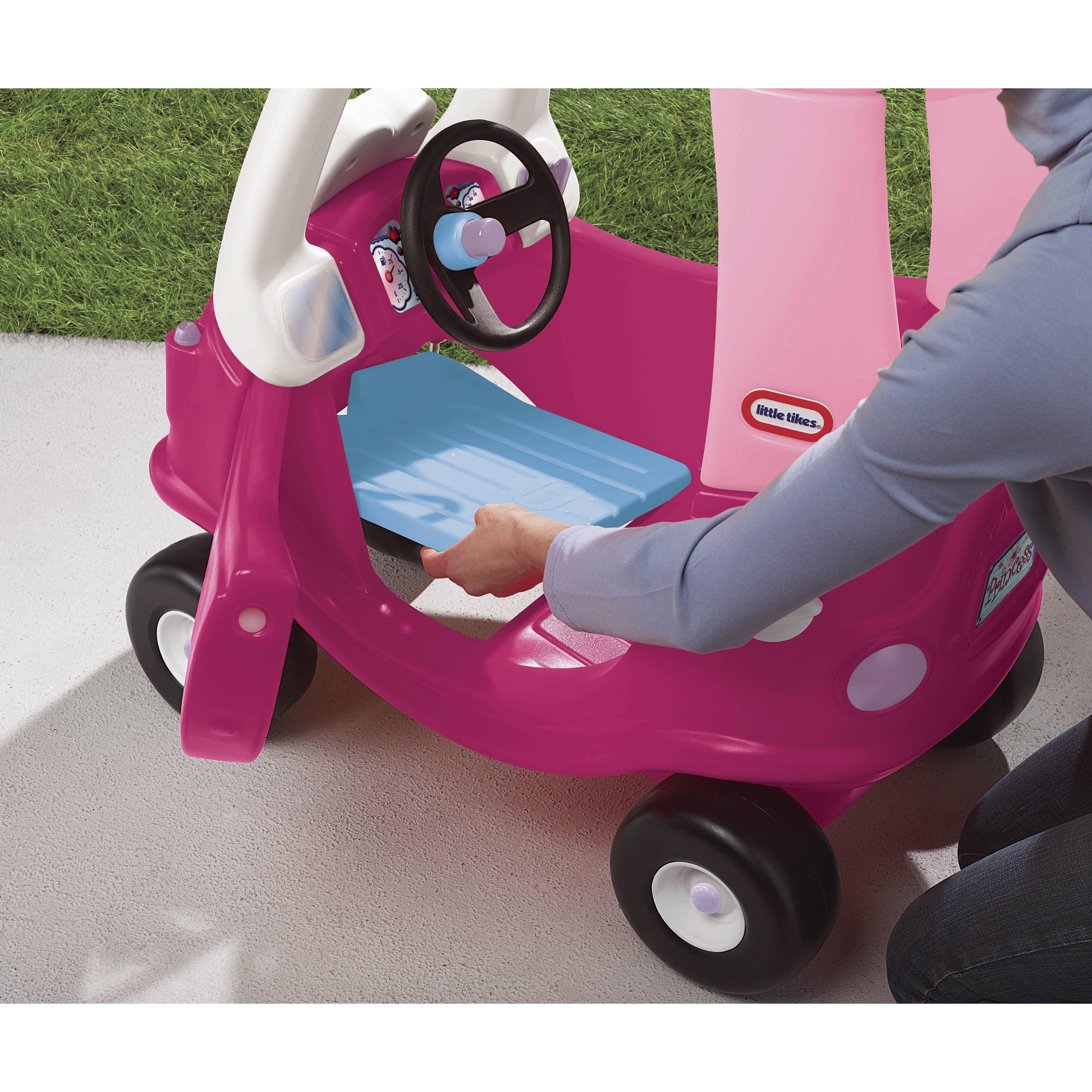 Little Tikes Storage Cabinet Little Tikes Princess Cozy Coupe Push Car Reviews Wayfair