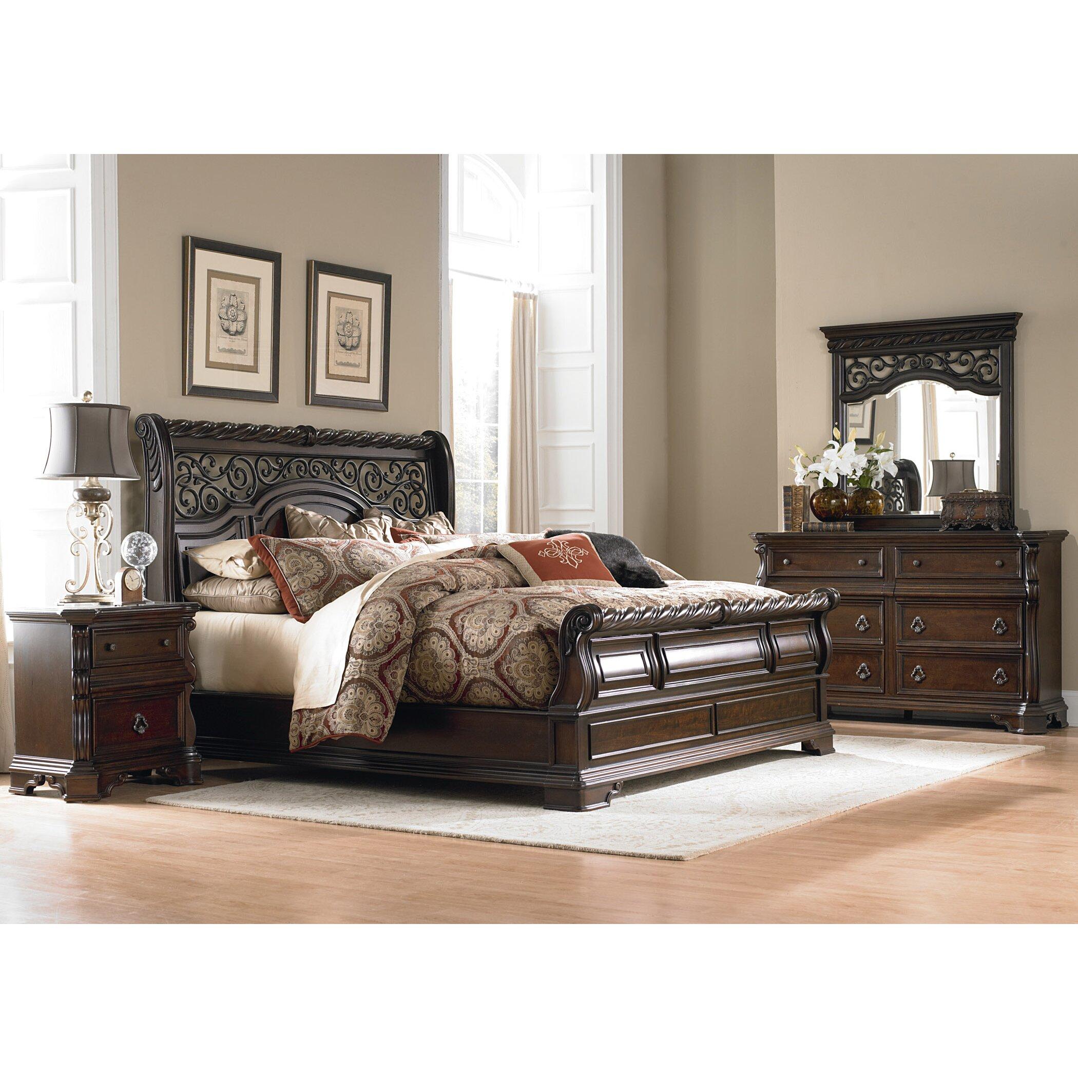 Liberty Furniture Arbor Place Customizable Bedroom Set