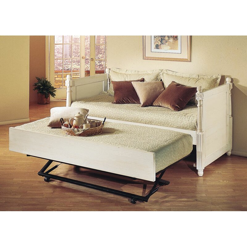 Alligator Monterey French Daybed With Pop Up Trundle