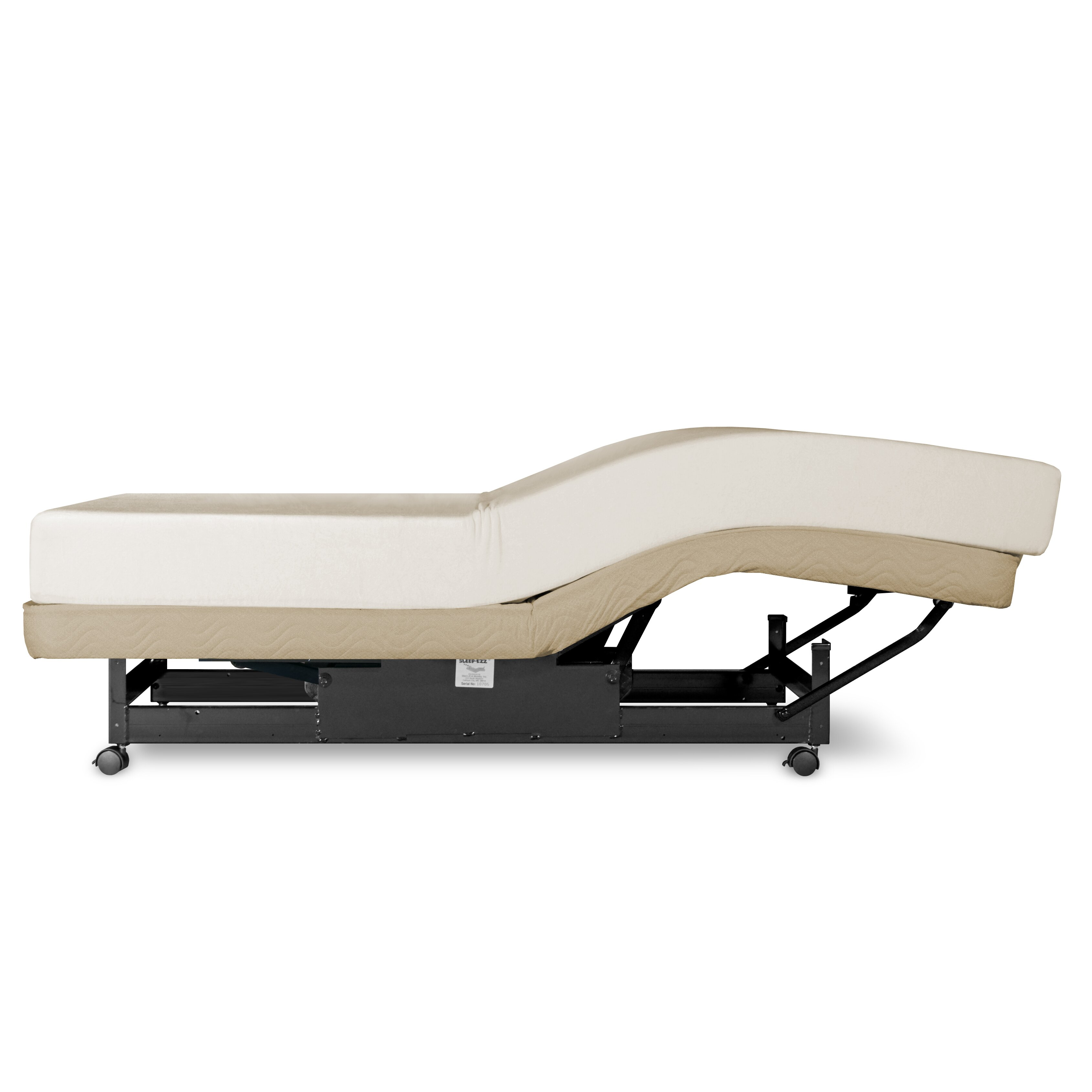 med lift economy series adjustable bed