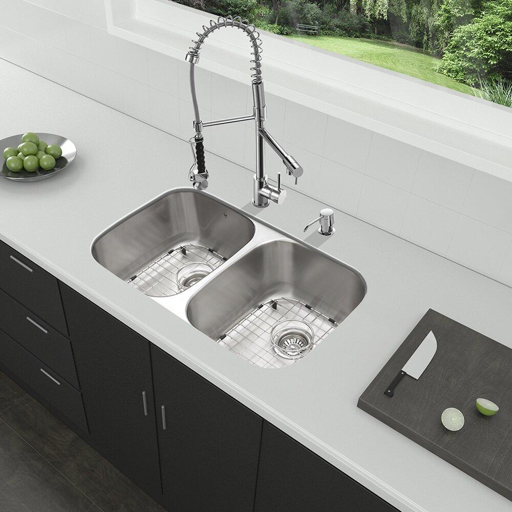 Kitchen Sink Food Dispenser