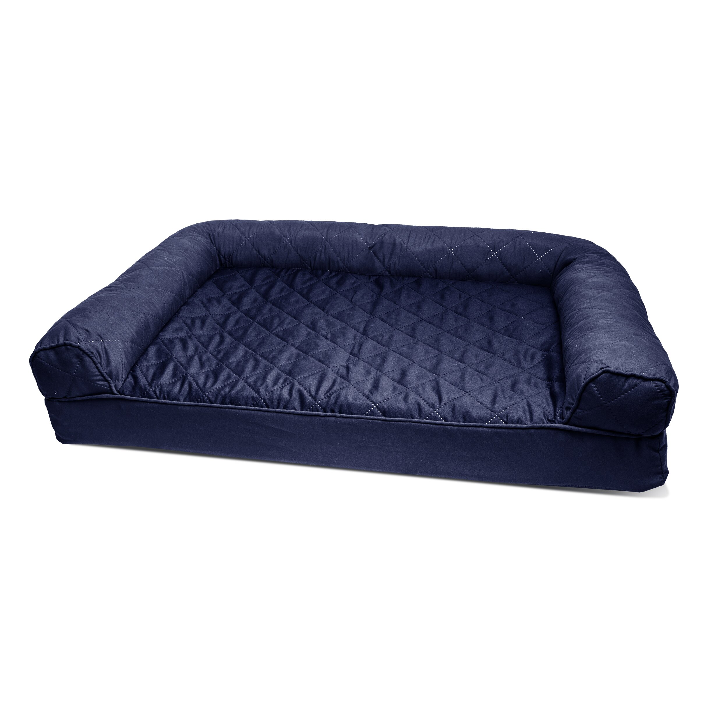 Sofa Style Orthopedic Pet Bed Mattress