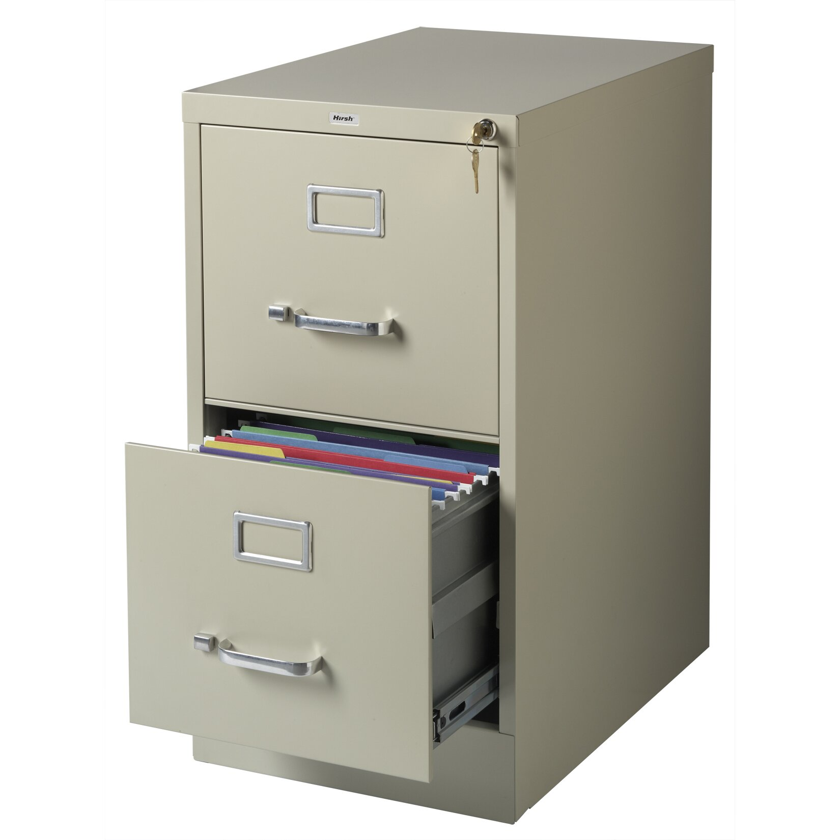 File Cabinet Commclad 2 Drawer Letter Size File Cabinet Reviews Wayfair