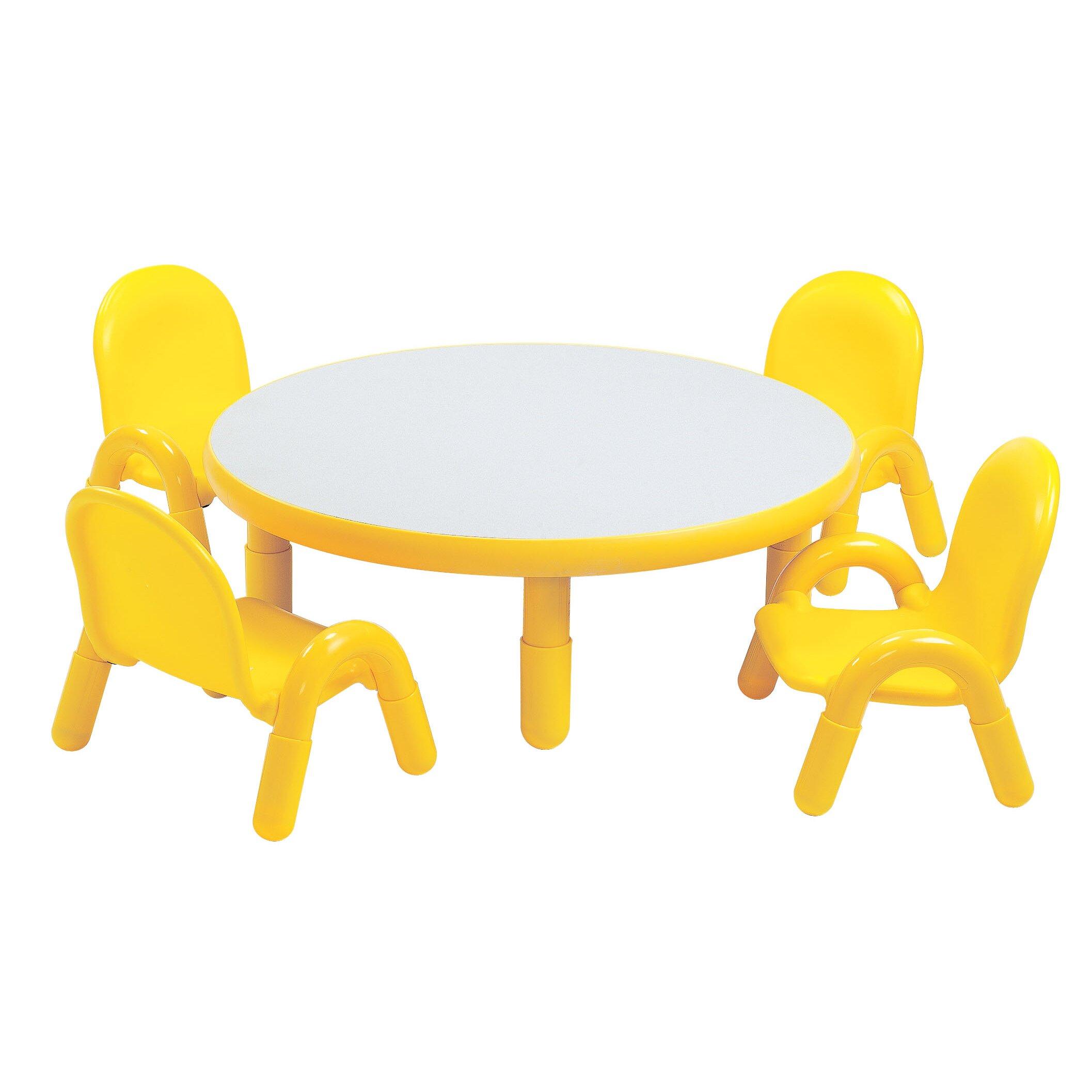 Round Toddler Table Starrkingschool