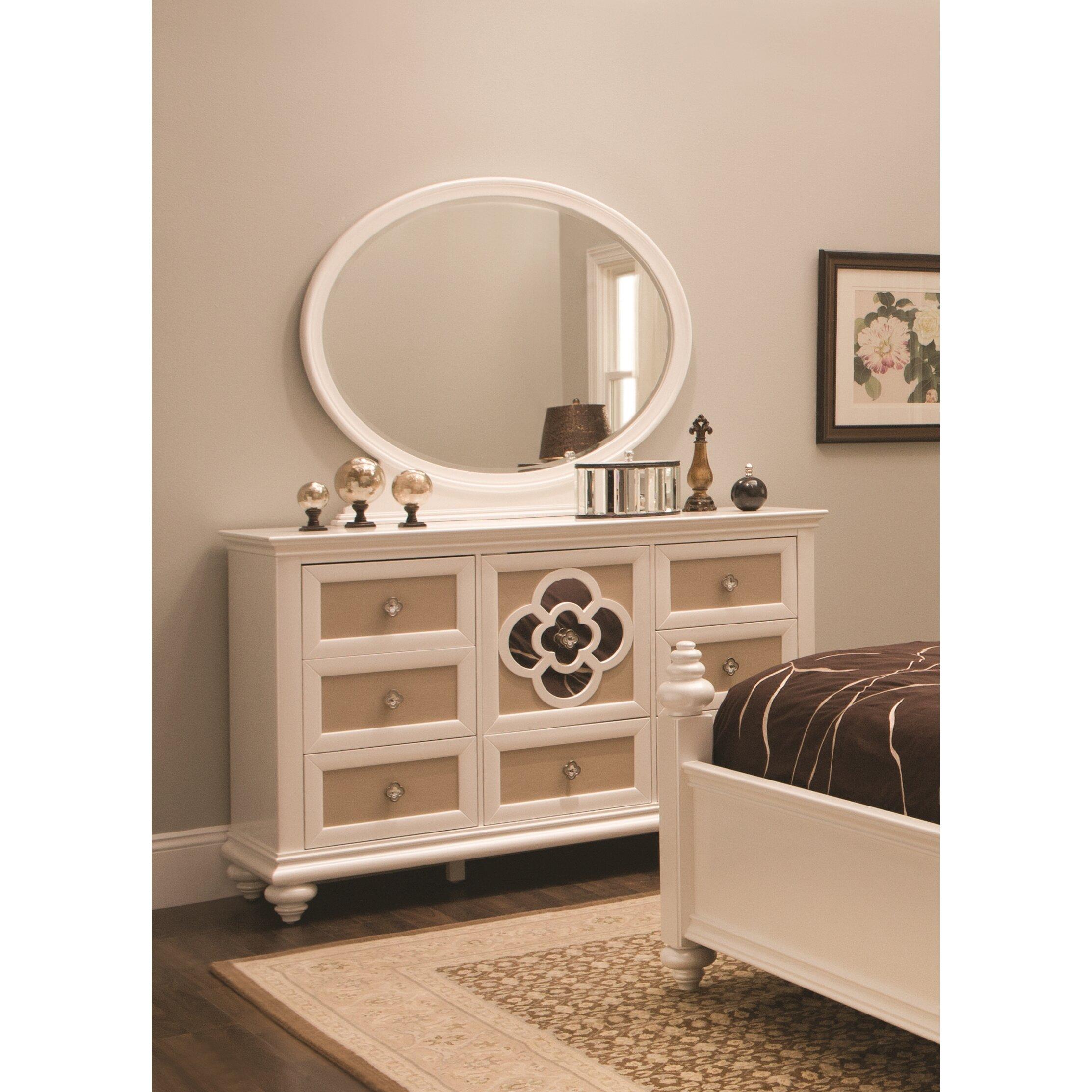 Paris Bedroom Furniture Najarian Furniture Paris Panel Customizable Bedroom Set Reviews