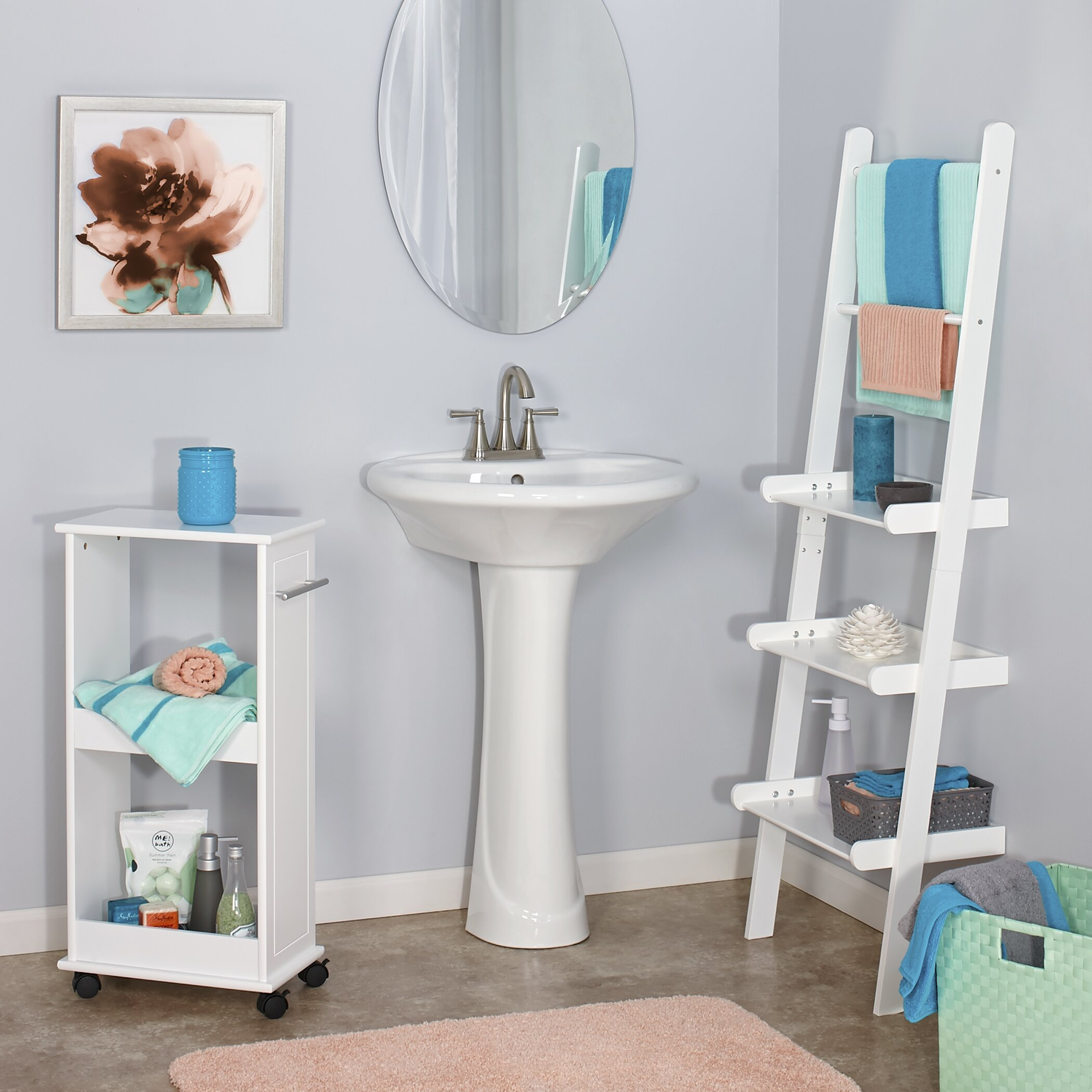 Bathroom Shelf Riverridge Home Products 1575 W X 325 H Bathroom Shelf
