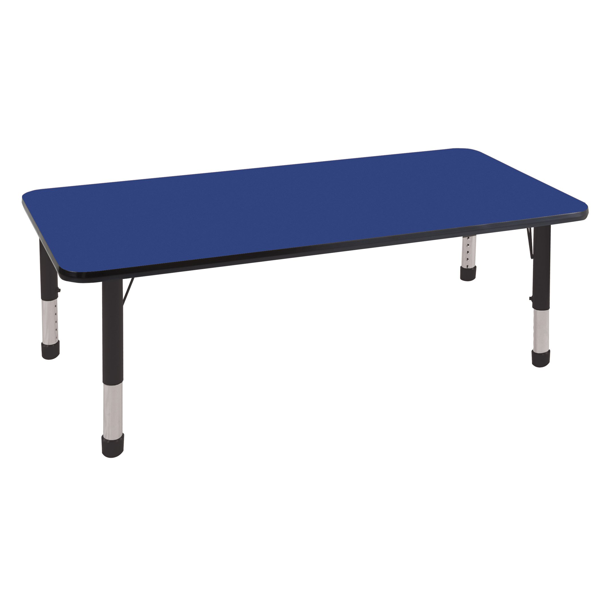 Ecr4kids rectangular activity table reviews wayfair supply for School furniture 4 less reviews