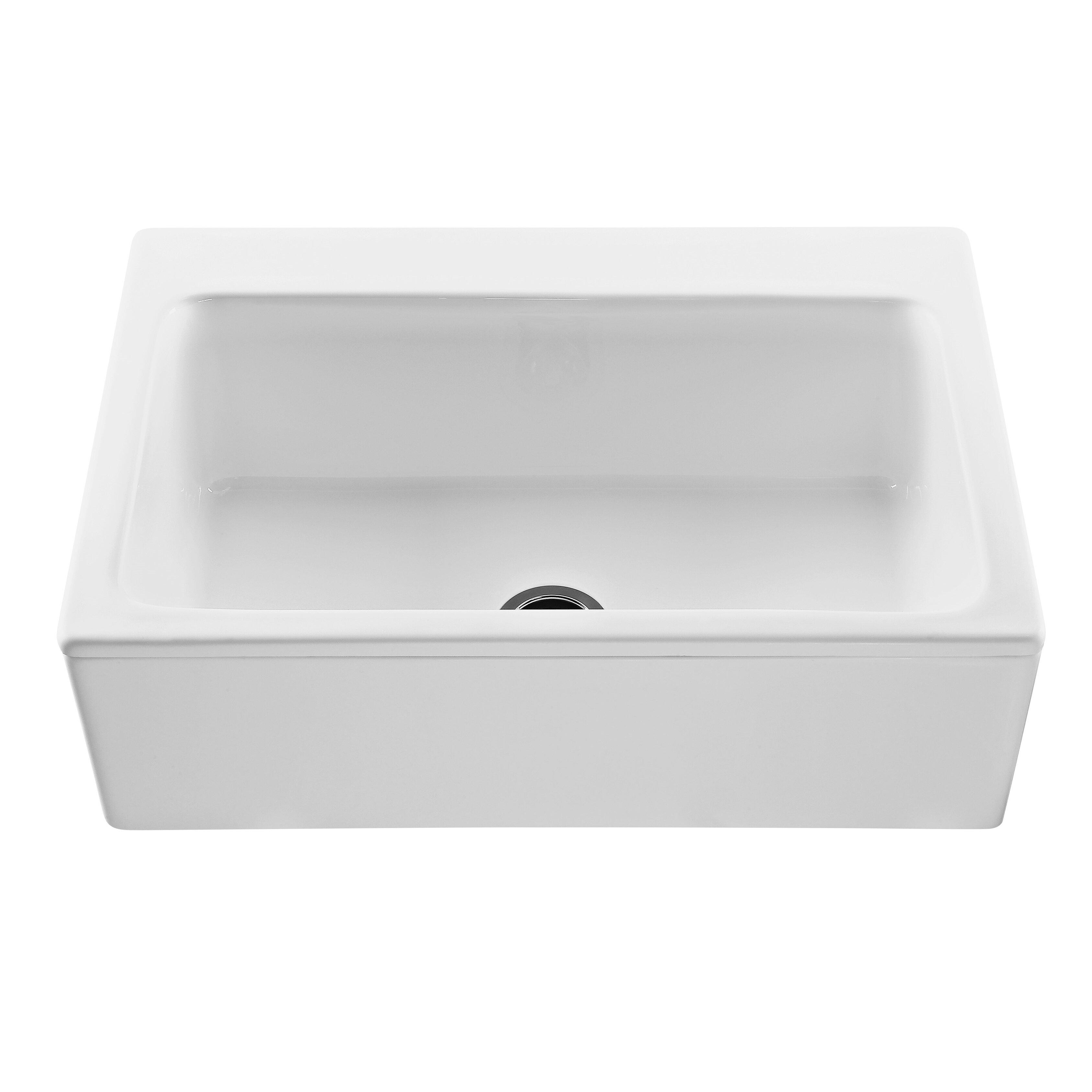 White apron kitchen - White Apron Kitchen Sink Reliance Whirlpools Reliance Mccoy 33 Quot X 22 25 Quot Farmhouse