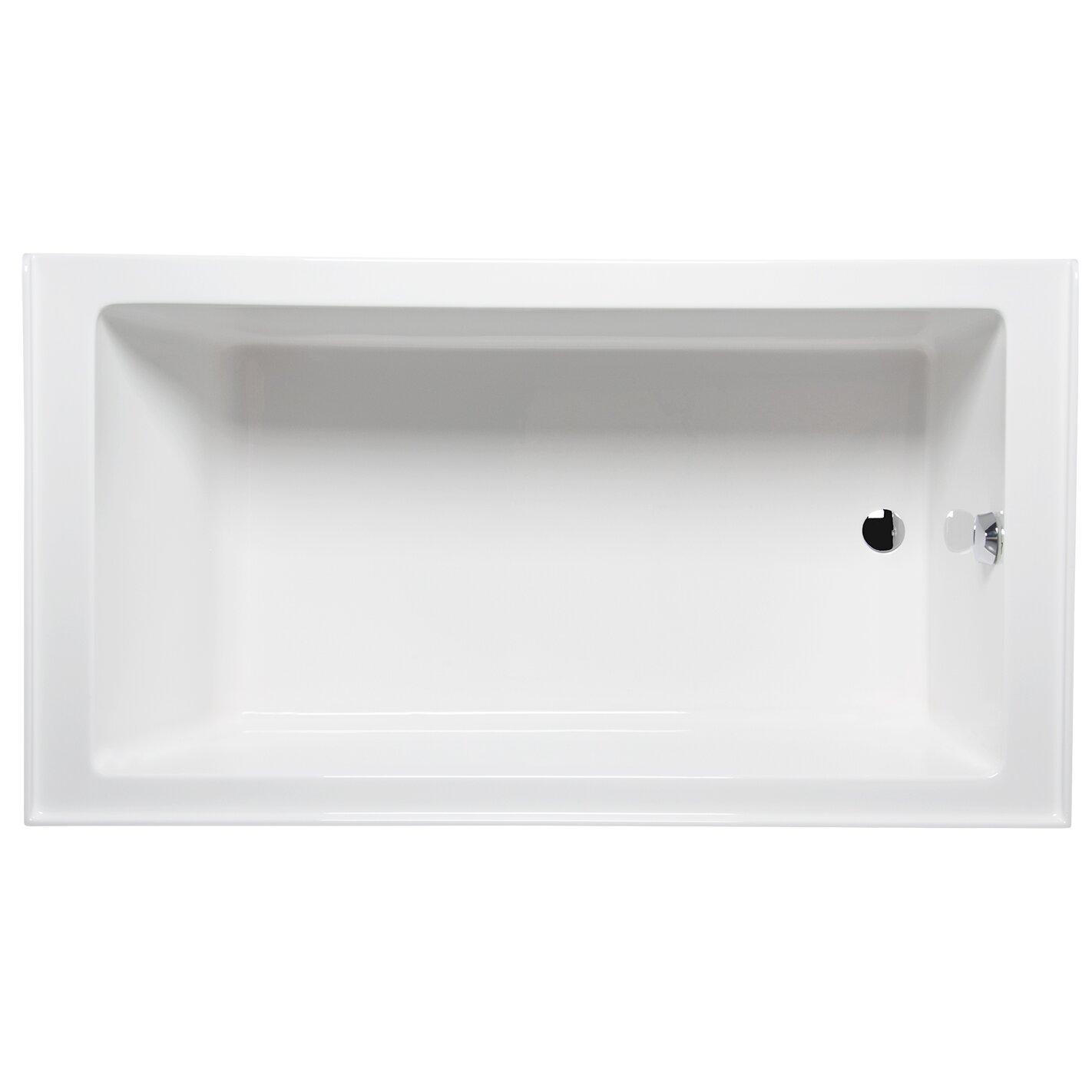 Americh Turo 60 x 30 Soaking Bathtub