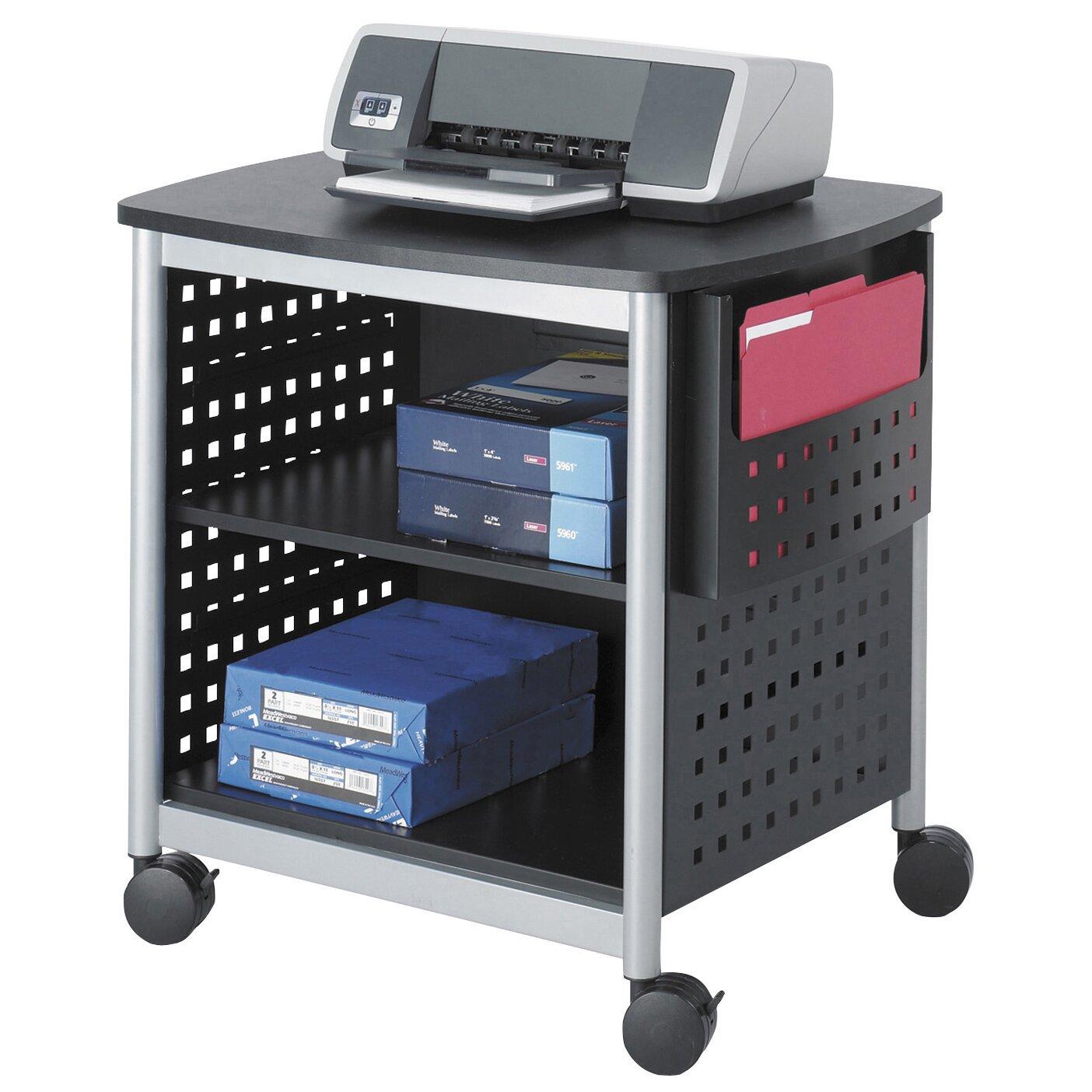 Printer Stand With Shelves : Tonyswadenalocker.com