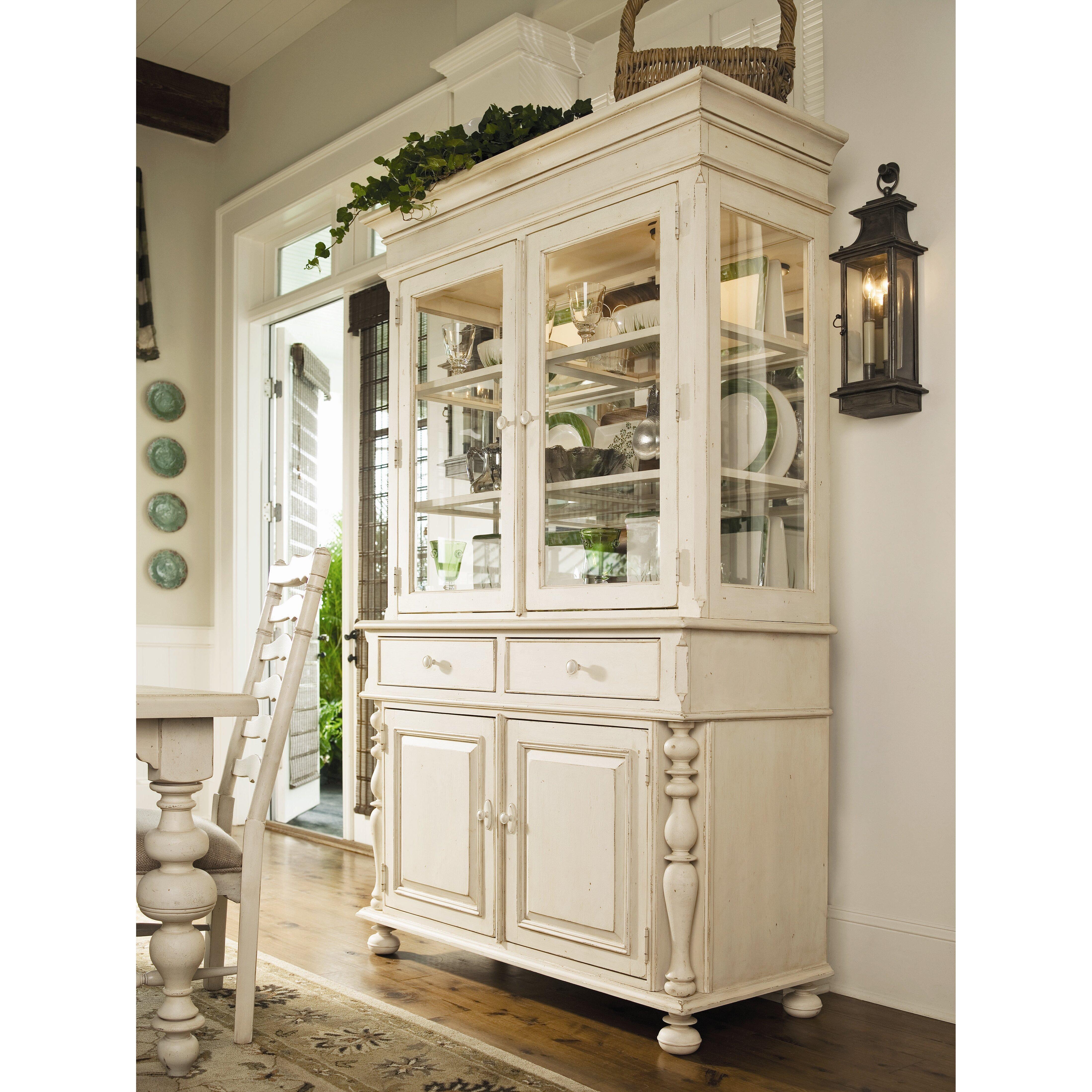 Paula Deen Kitchen Furniture Paula Deen Home Sweet Tea China Cabinet Reviews Wayfair