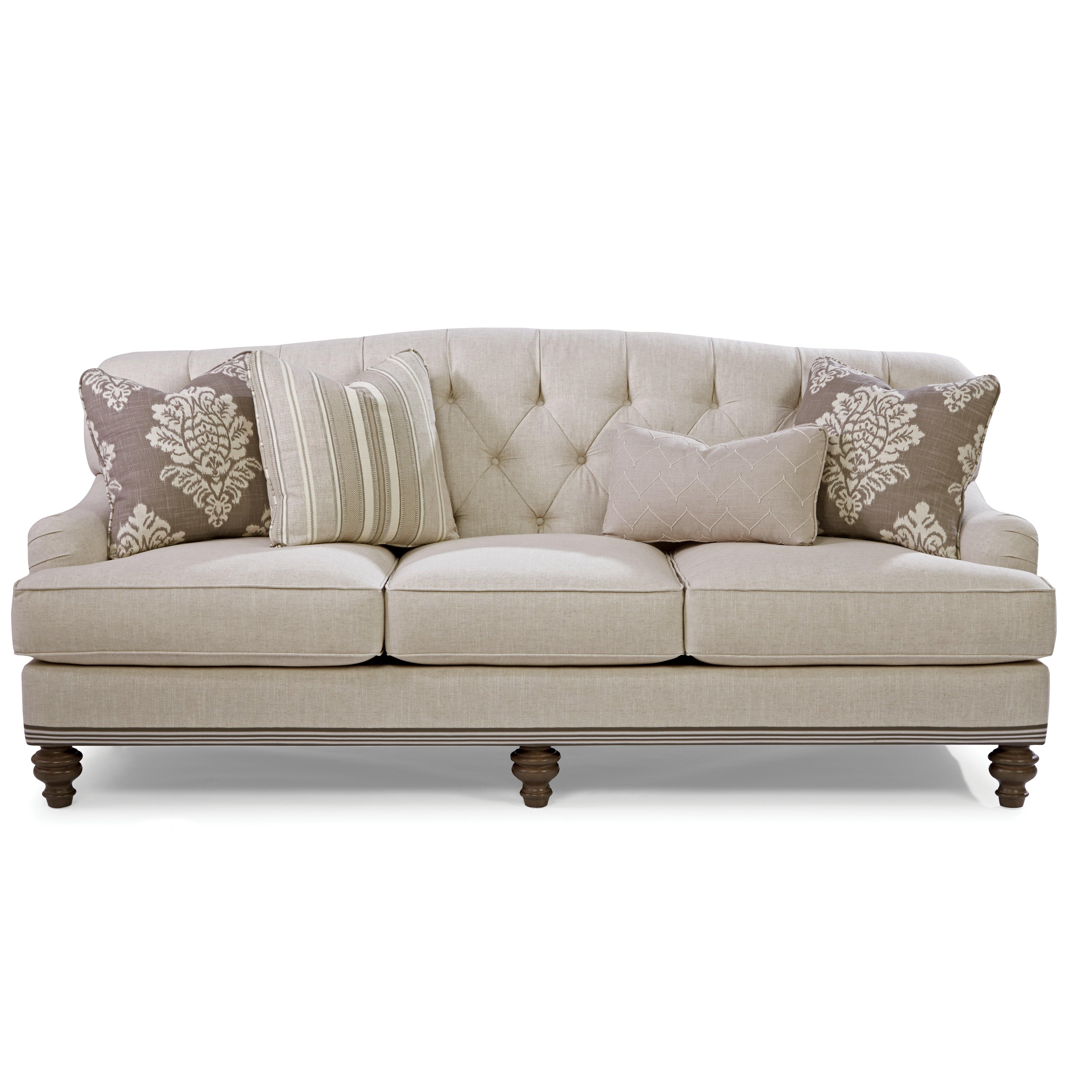 Paula Deen Living Room Furniture Paula Deen Home Kendall Sofa Wayfair
