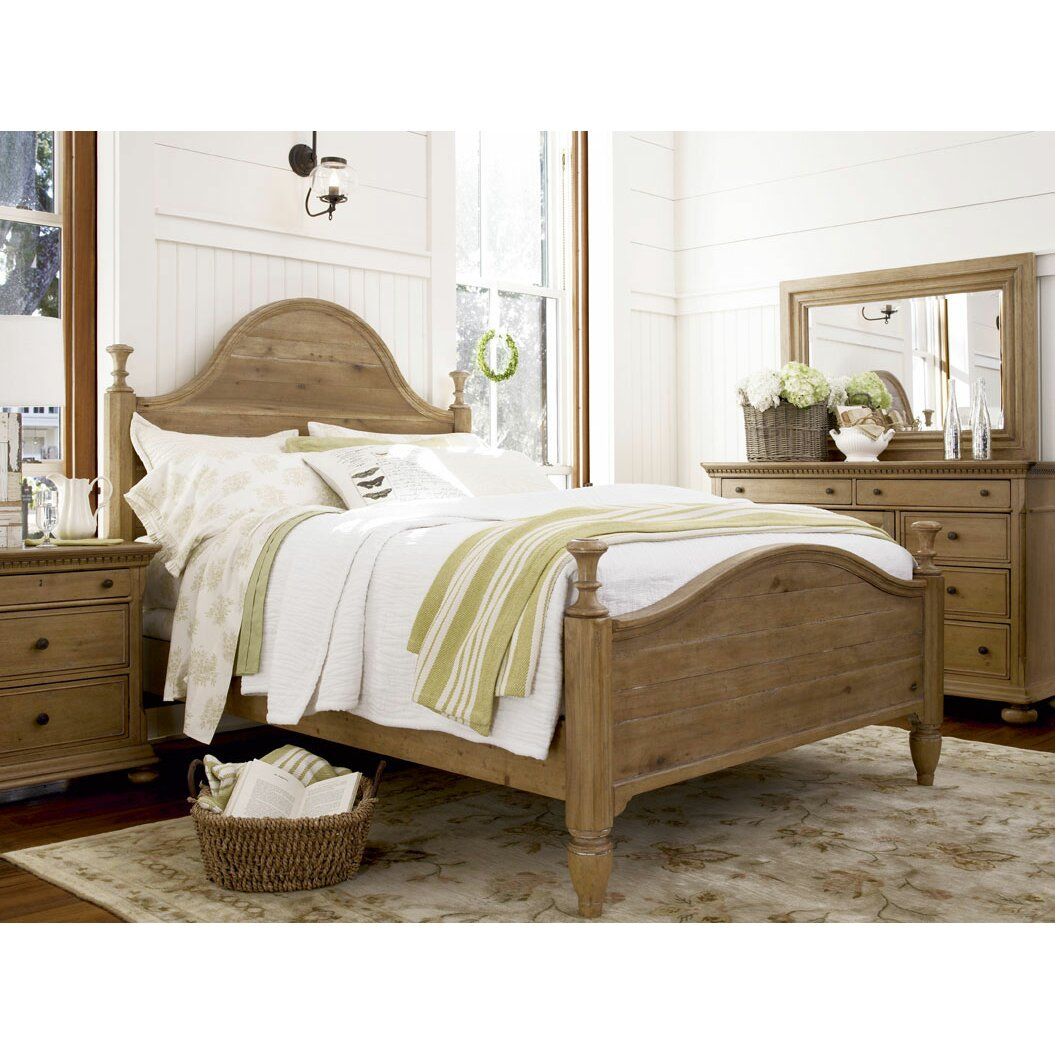 Paula Deen Bedroom Furniture Collection Steel Magnolia Paula Deen Home Paula Deen Down Home Panel Customizable Bedroom