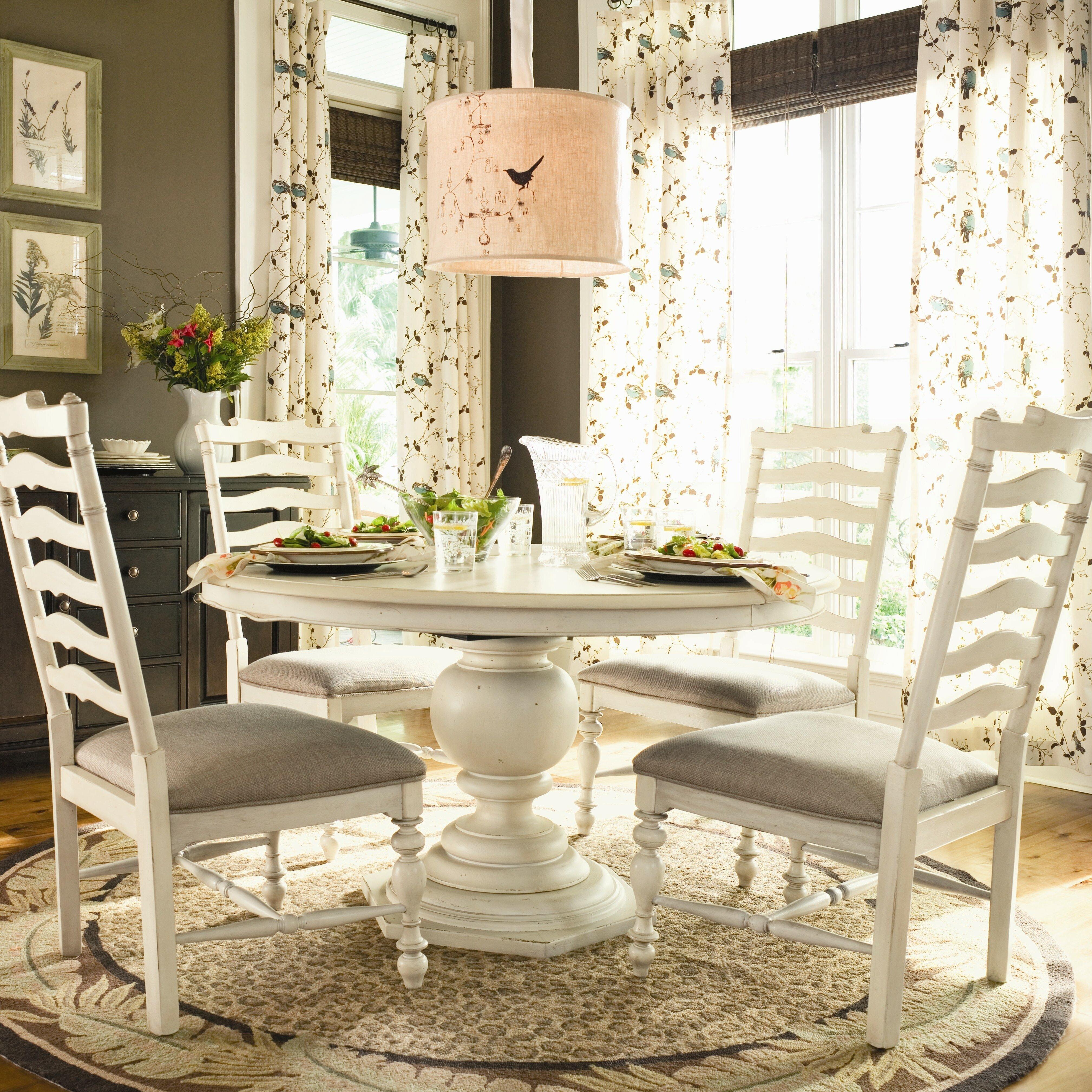 Paula Deen Kitchen Furniture Paula Deen Home Paulas Extendable Dining Table Reviews Wayfair