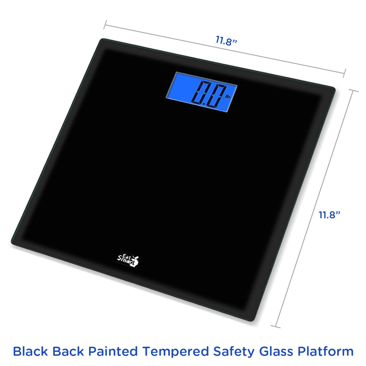 EatSmart Precision Digital Bathroom Scale. EatSmart Precision Digital Bathroom Scale  amp  Reviews   Wayfair