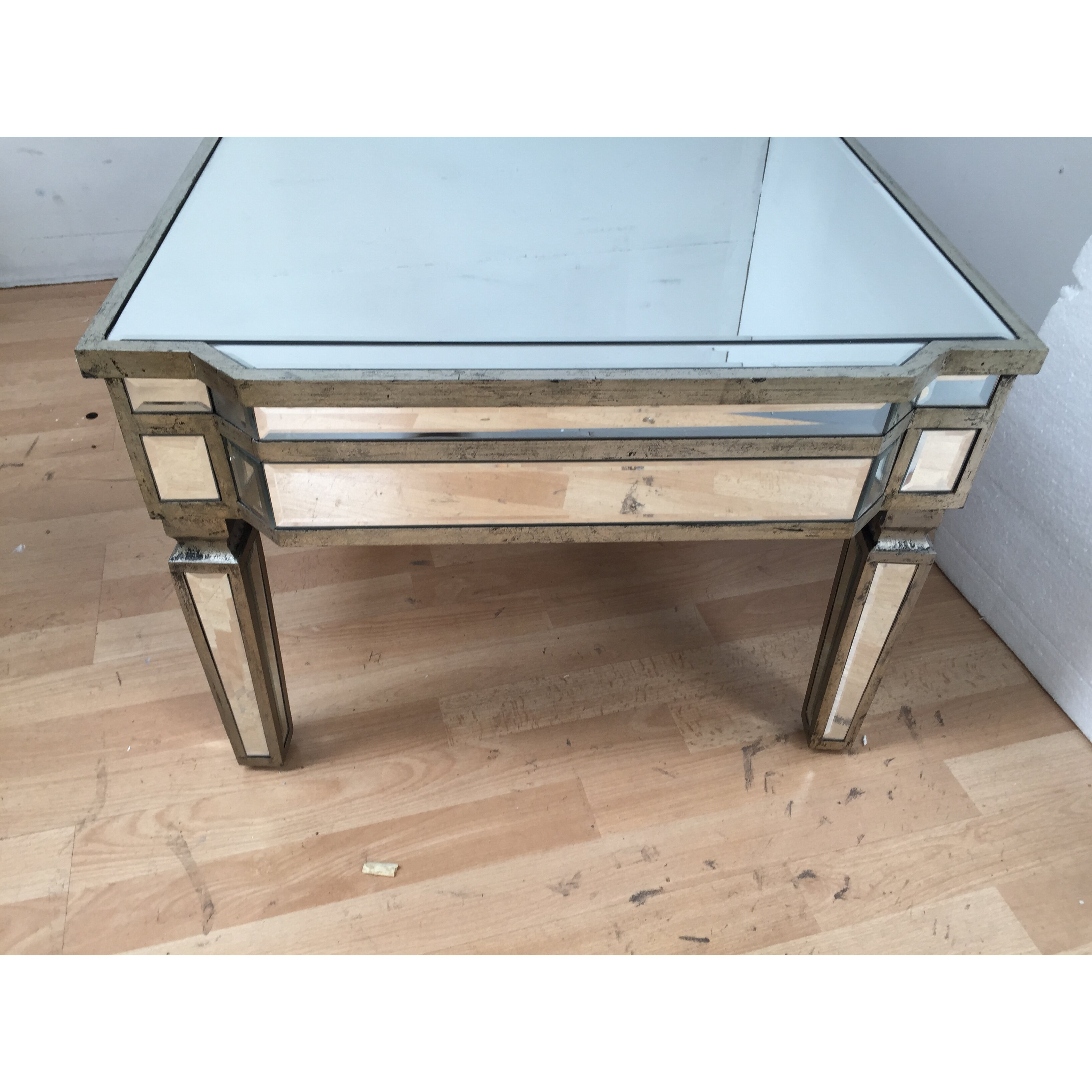 Alterton Vintage Mirrored Coffee Table & Reviews