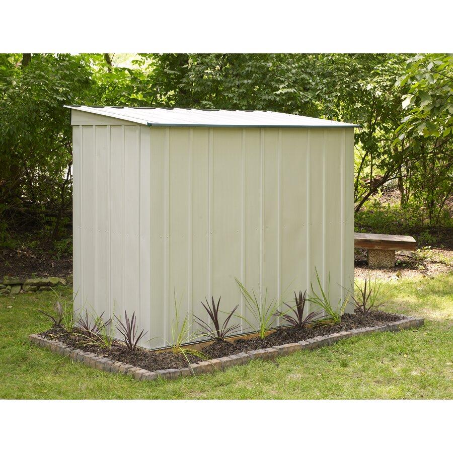Outdoor Outdoor Storage  Tool Sheds Arrow Part #: ELPHD104 SKU