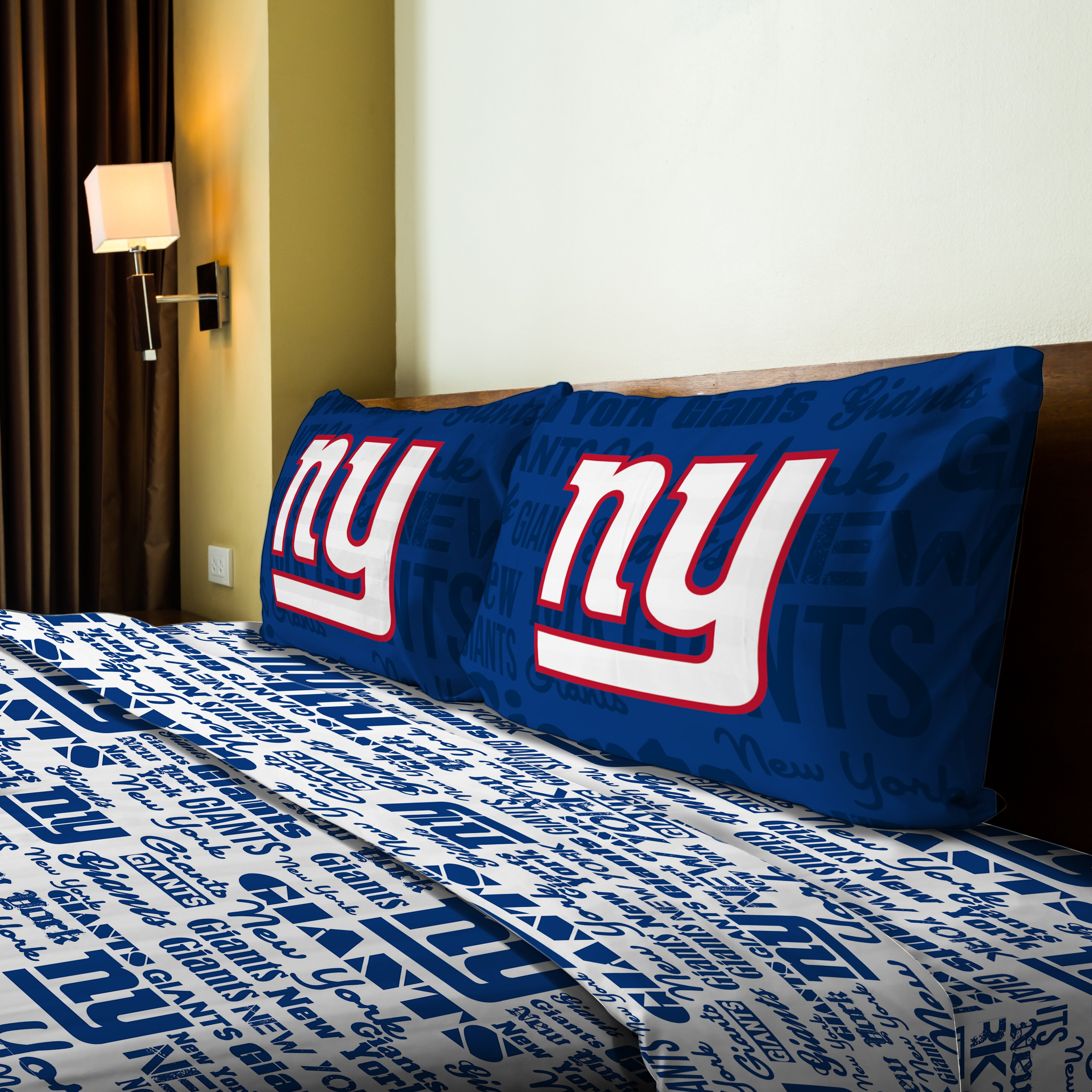 Ny Giants Sheets For Full Size Bed