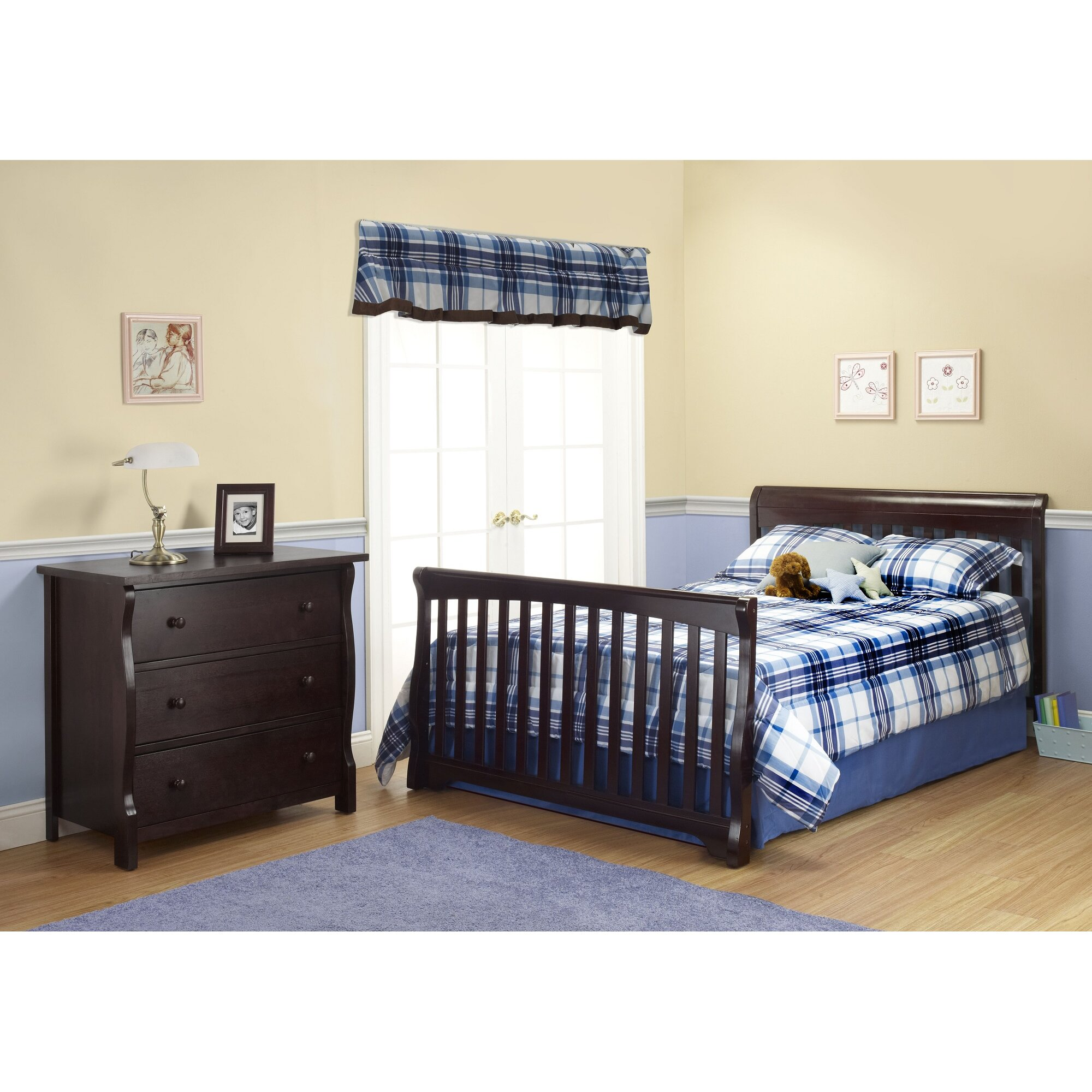 Sorelle Vista Elite Crib And Changer Instructions