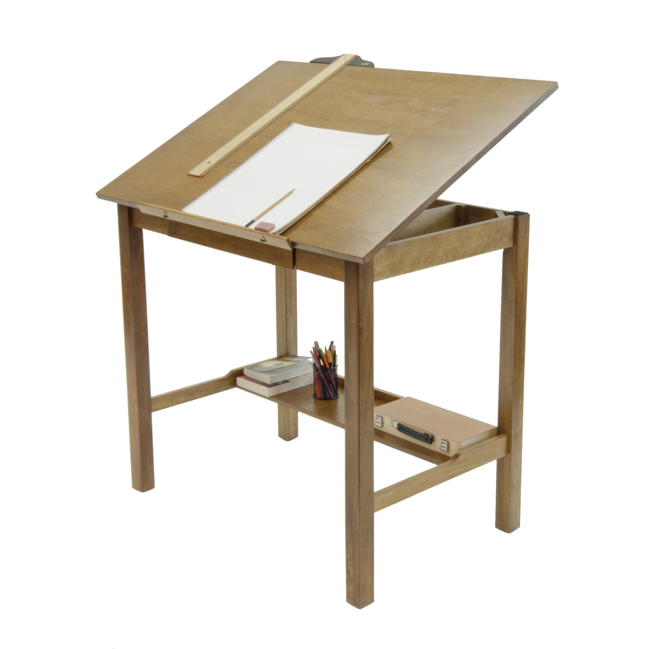 Drafting table dimensions - Studio Designs Americana Drafting Table