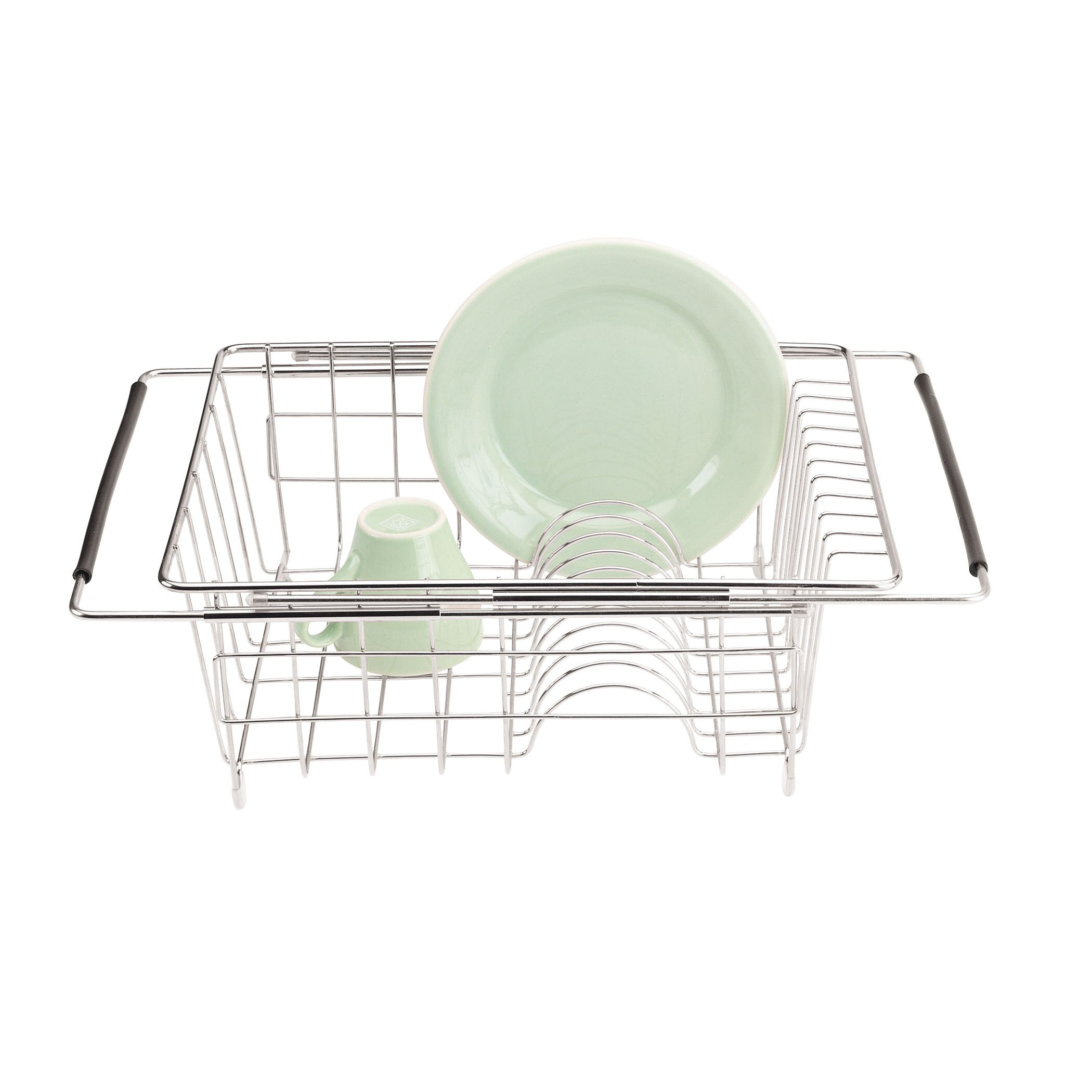Kitchen Dish Rack Polder Products Llc Sink Dish Rack Reviews Wayfair